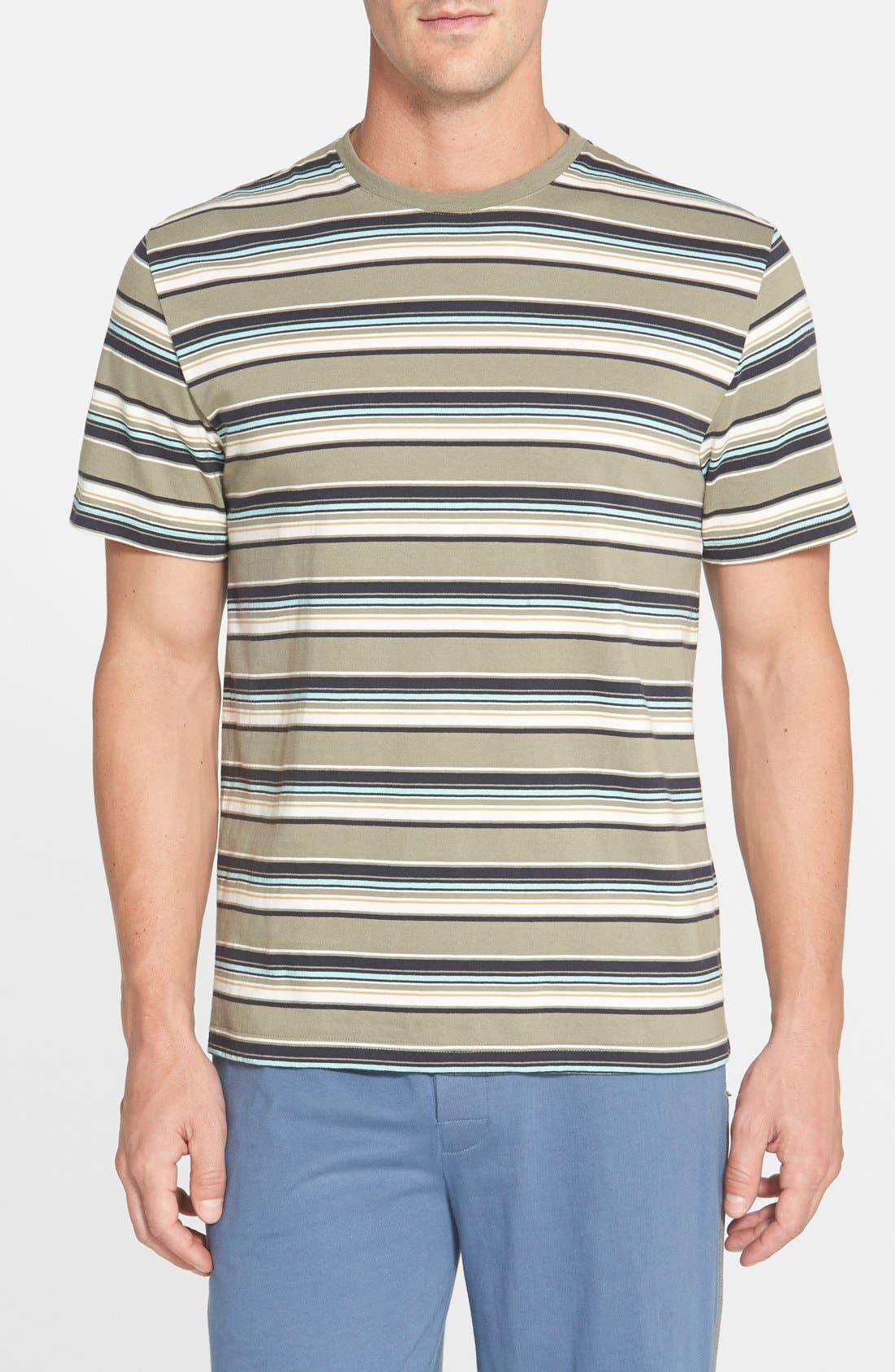 'Greenhouse' Crewneck Cotton T-Shirt,                             Main thumbnail 1, color,                             310