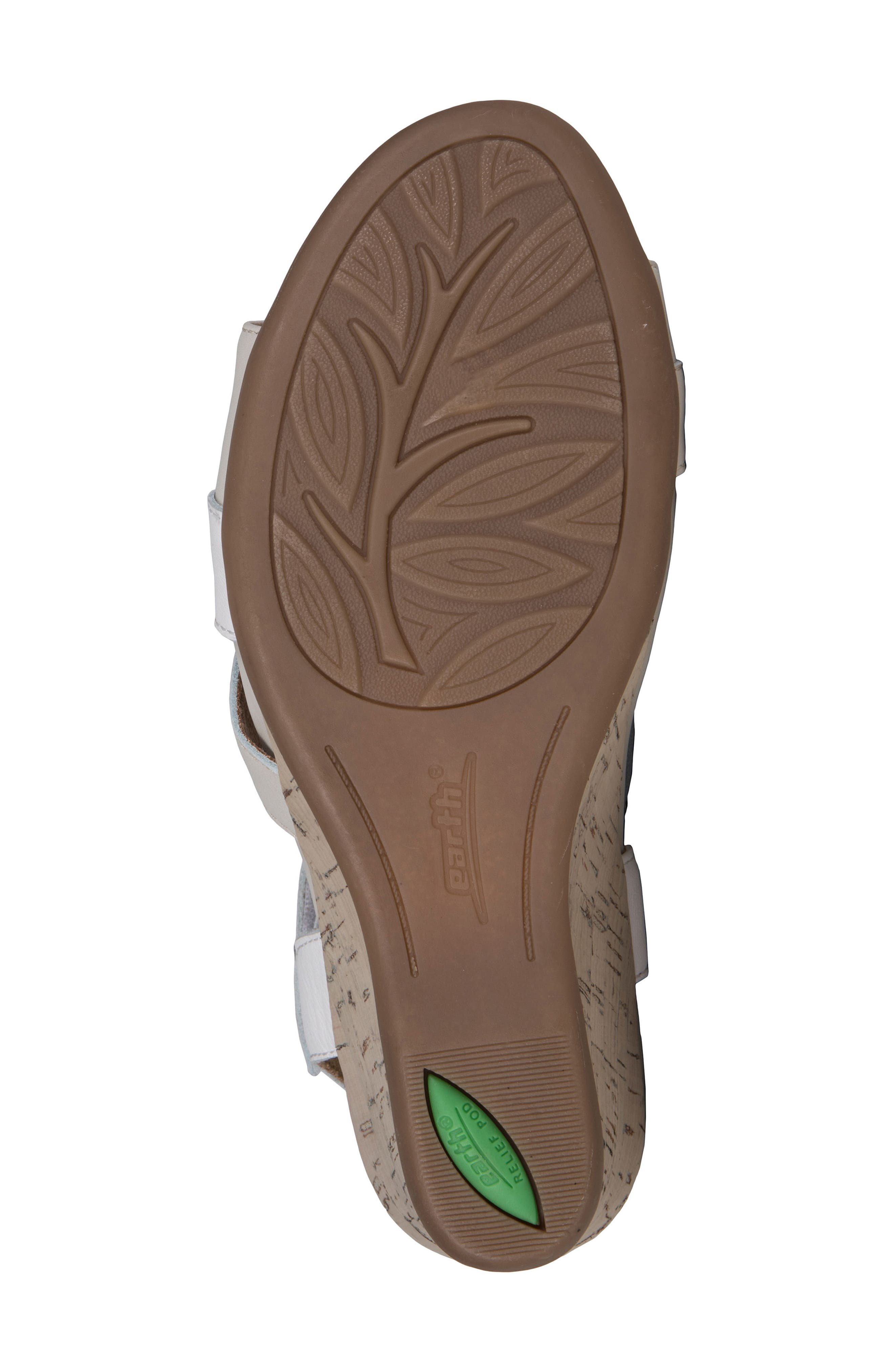 Thistle Wedge Sandal,                             Alternate thumbnail 22, color,