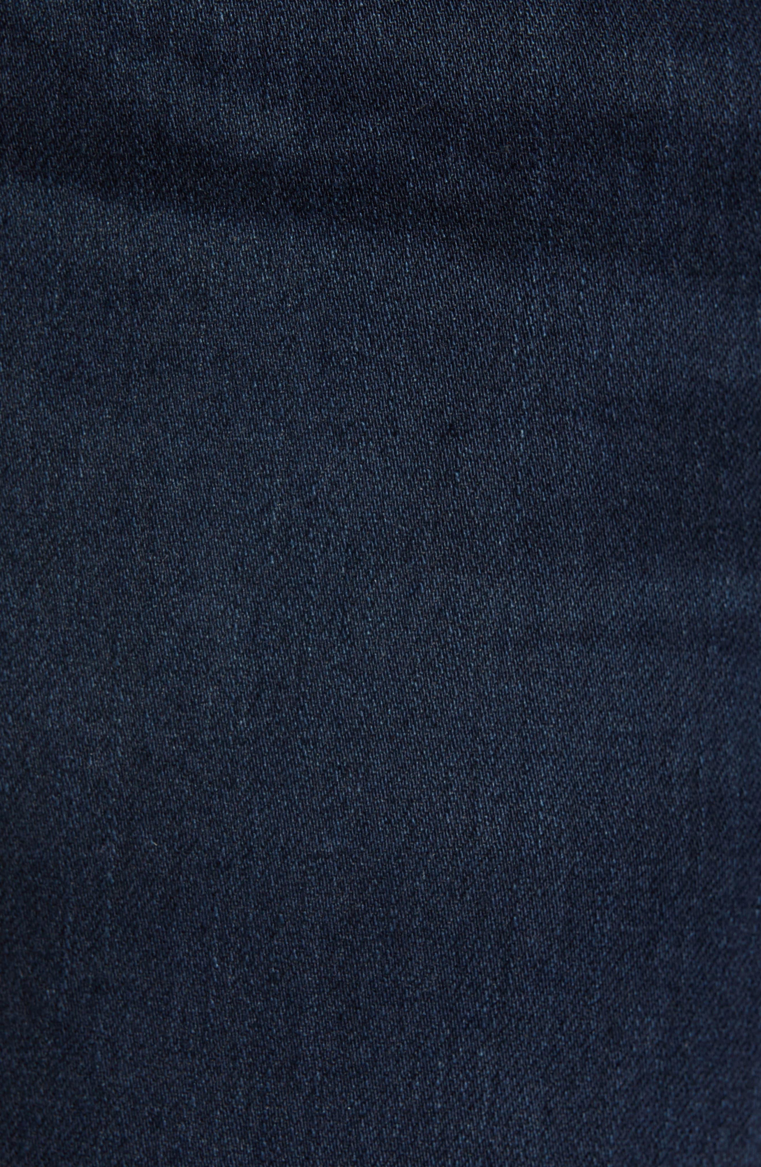 Everett Slim Straight Jeans,                             Alternate thumbnail 5, color,                             ORISON