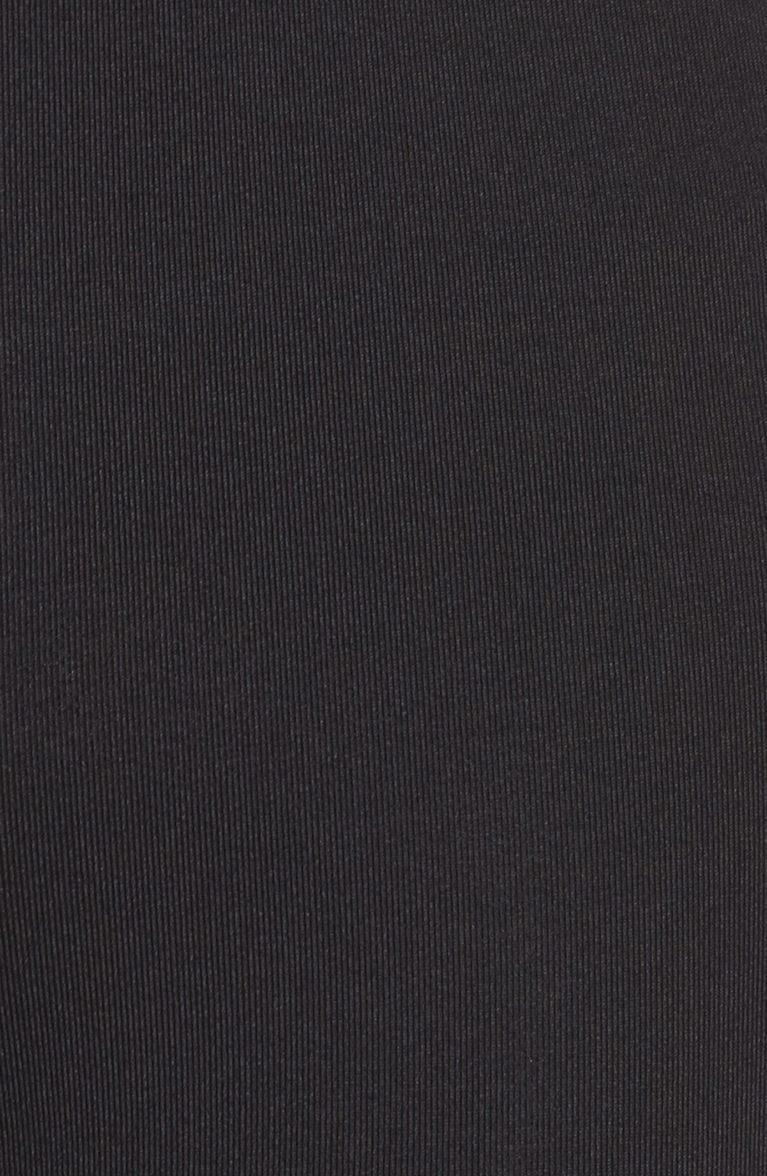 Tone High Waist Leggings,                             Alternate thumbnail 5, color,                             001