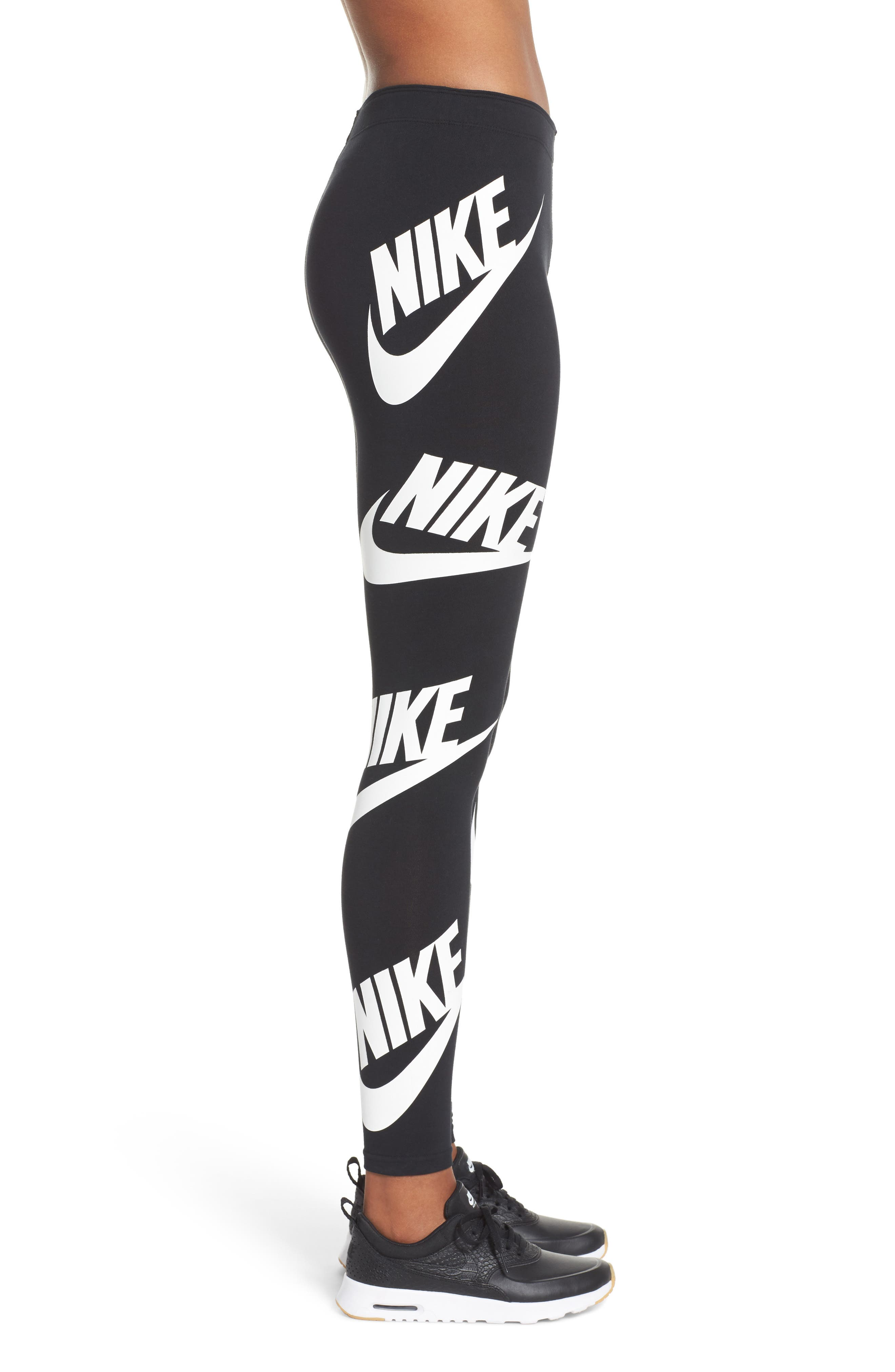 Sportswear Graphic Leggings,                             Alternate thumbnail 13, color,