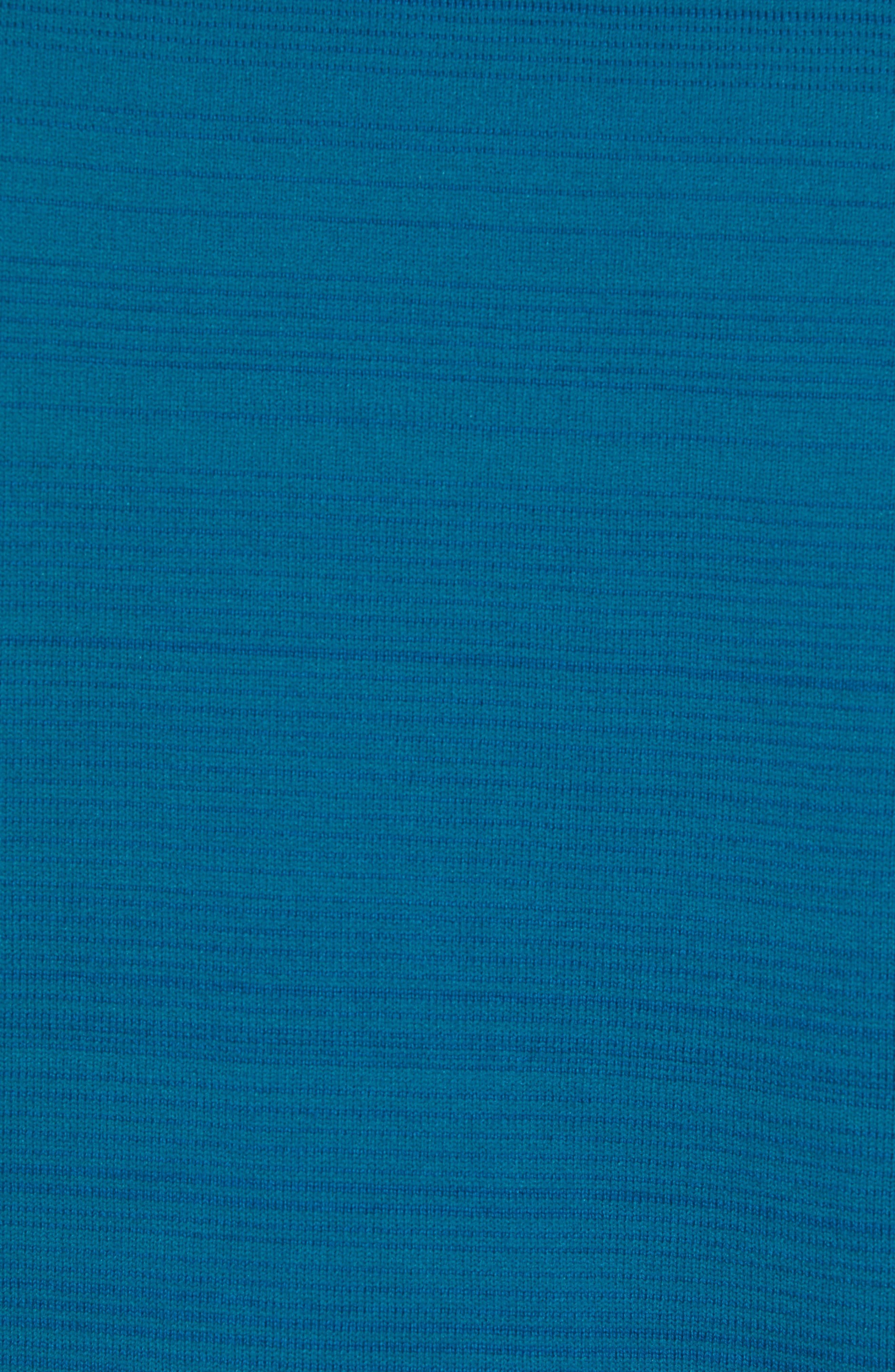 CUTTER & BUCK,                             Impact Half Zip Sweater Vest,                             Alternate thumbnail 5, color,                             400