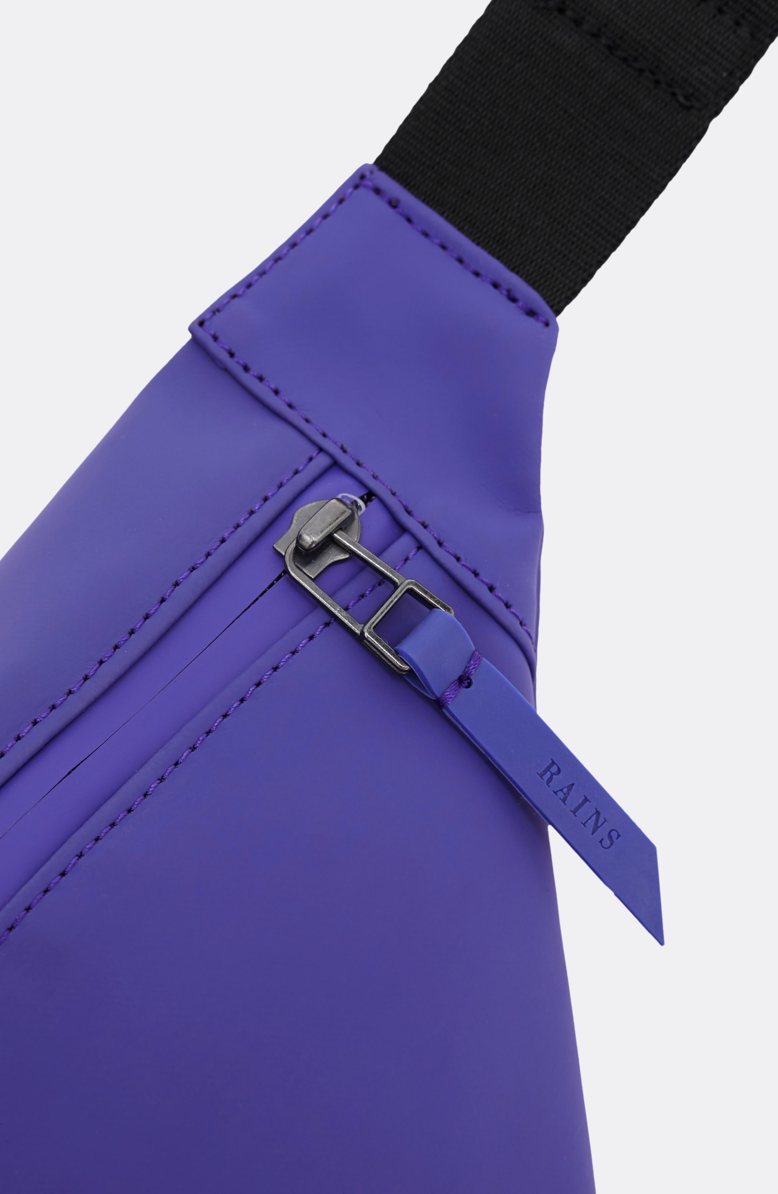 RAINS,                             Belt Bag,                             Alternate thumbnail 7, color,                             LILAC