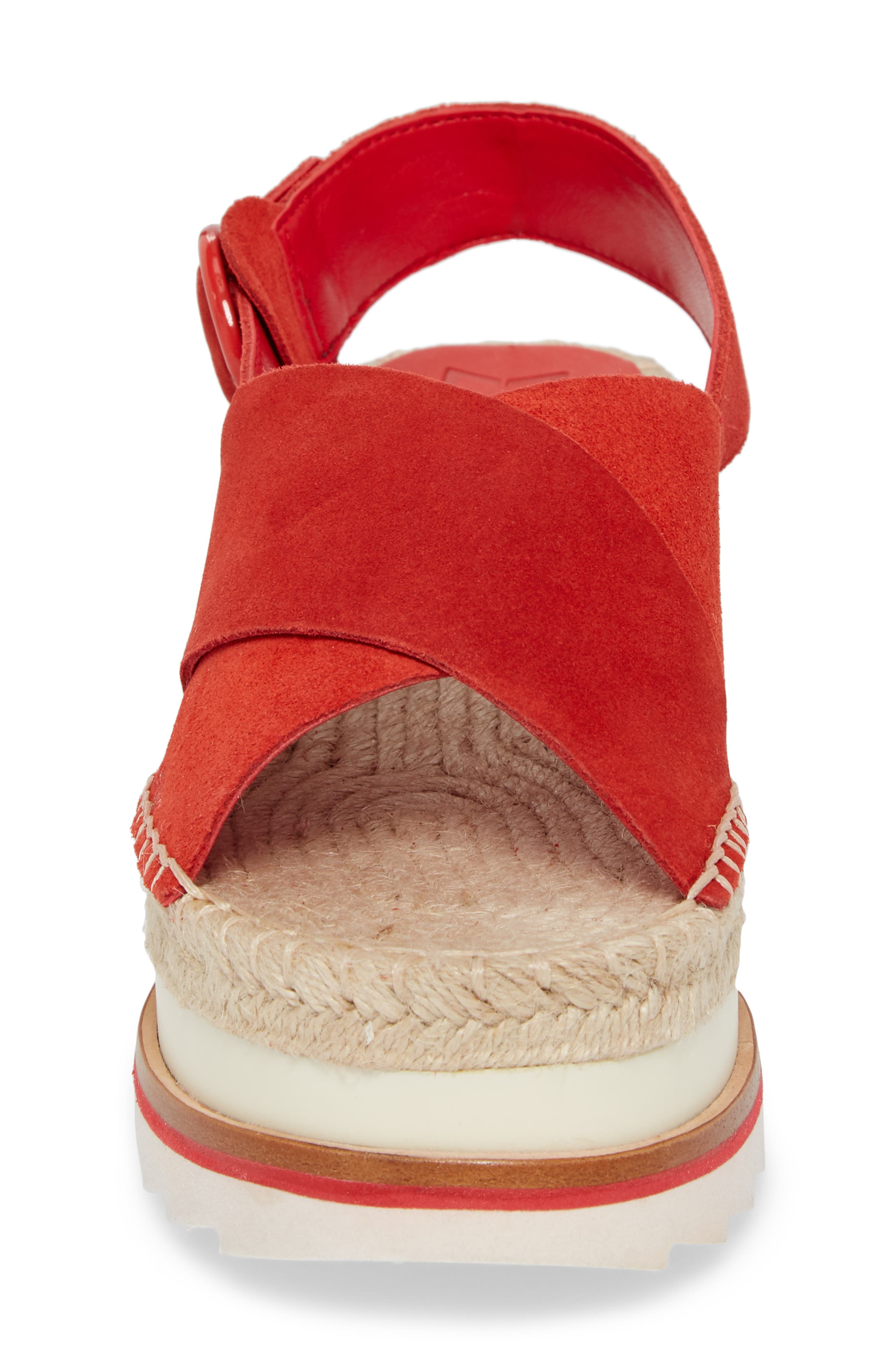 Glenna Platform Slingback Sandal,                             Alternate thumbnail 16, color,