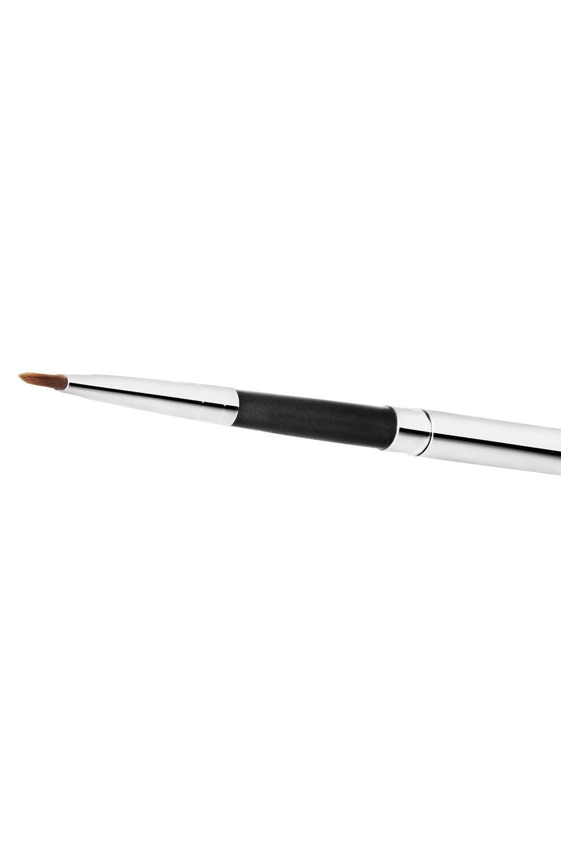 MAC 316 Lip Brush,                             Alternate thumbnail 4, color,                             000