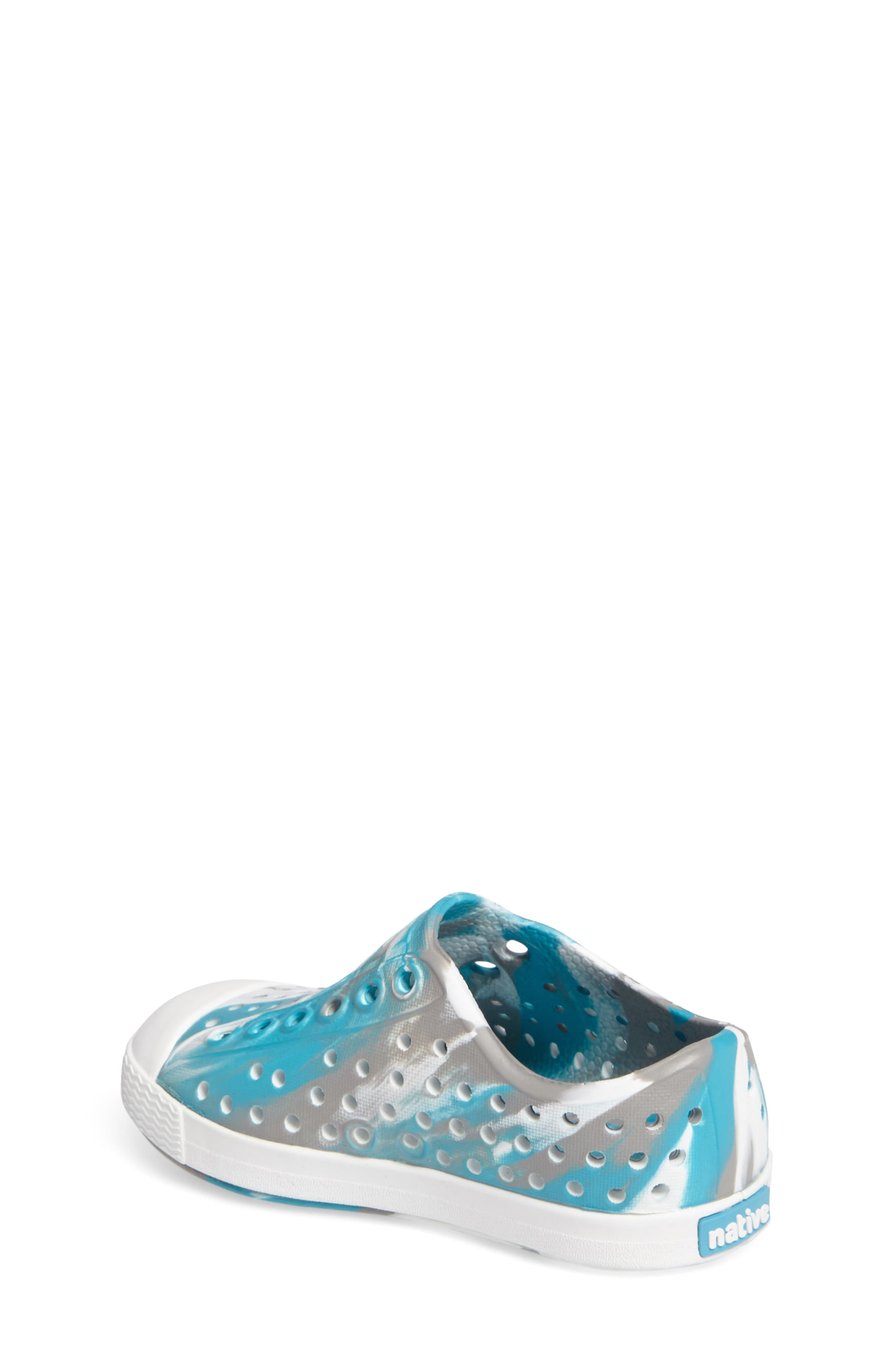 Jefferson - Marbled Perforated Slip-On,                             Alternate thumbnail 34, color,