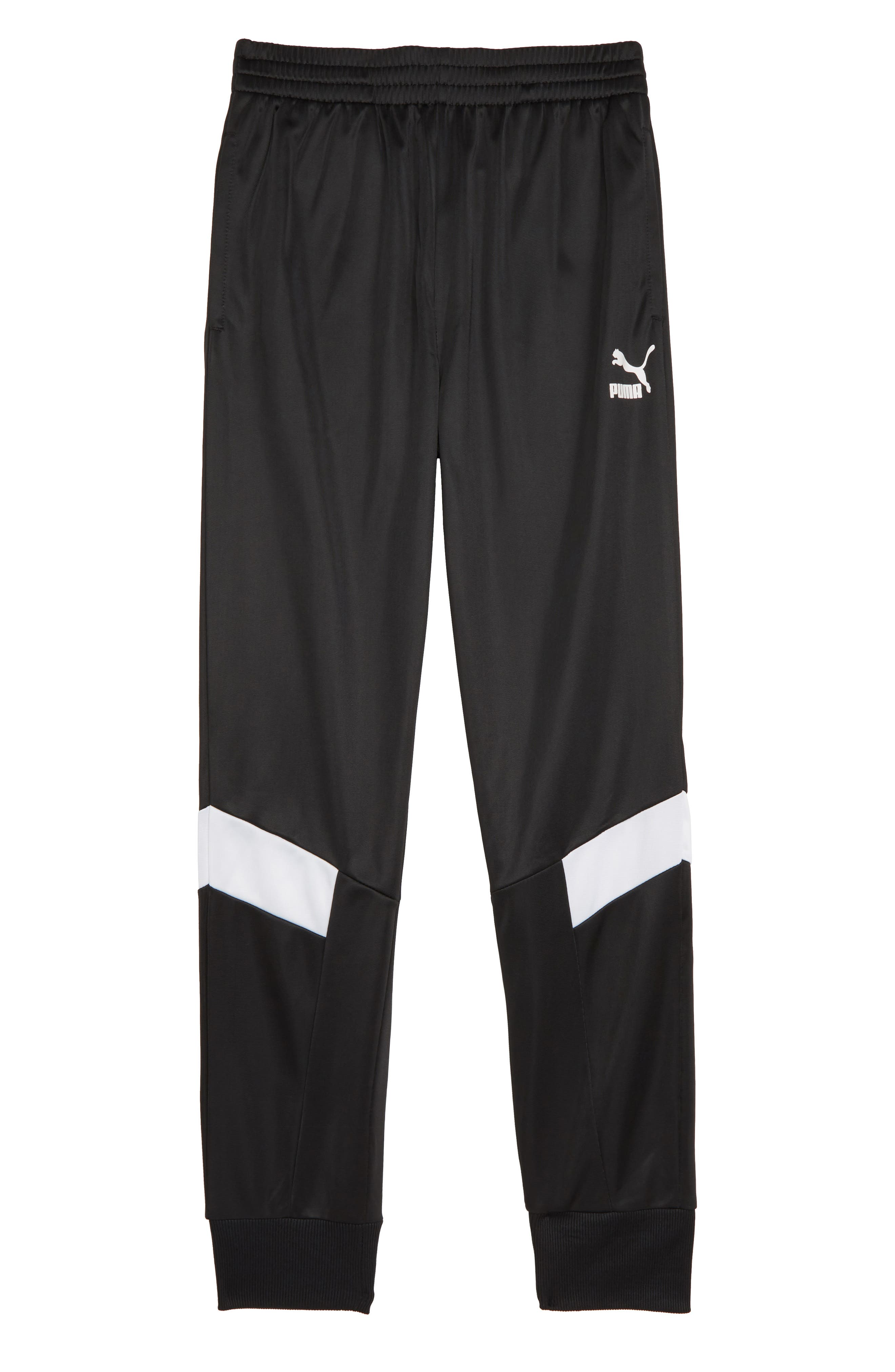 Tricot Jogger Track Pants,                             Main thumbnail 1, color,                             001