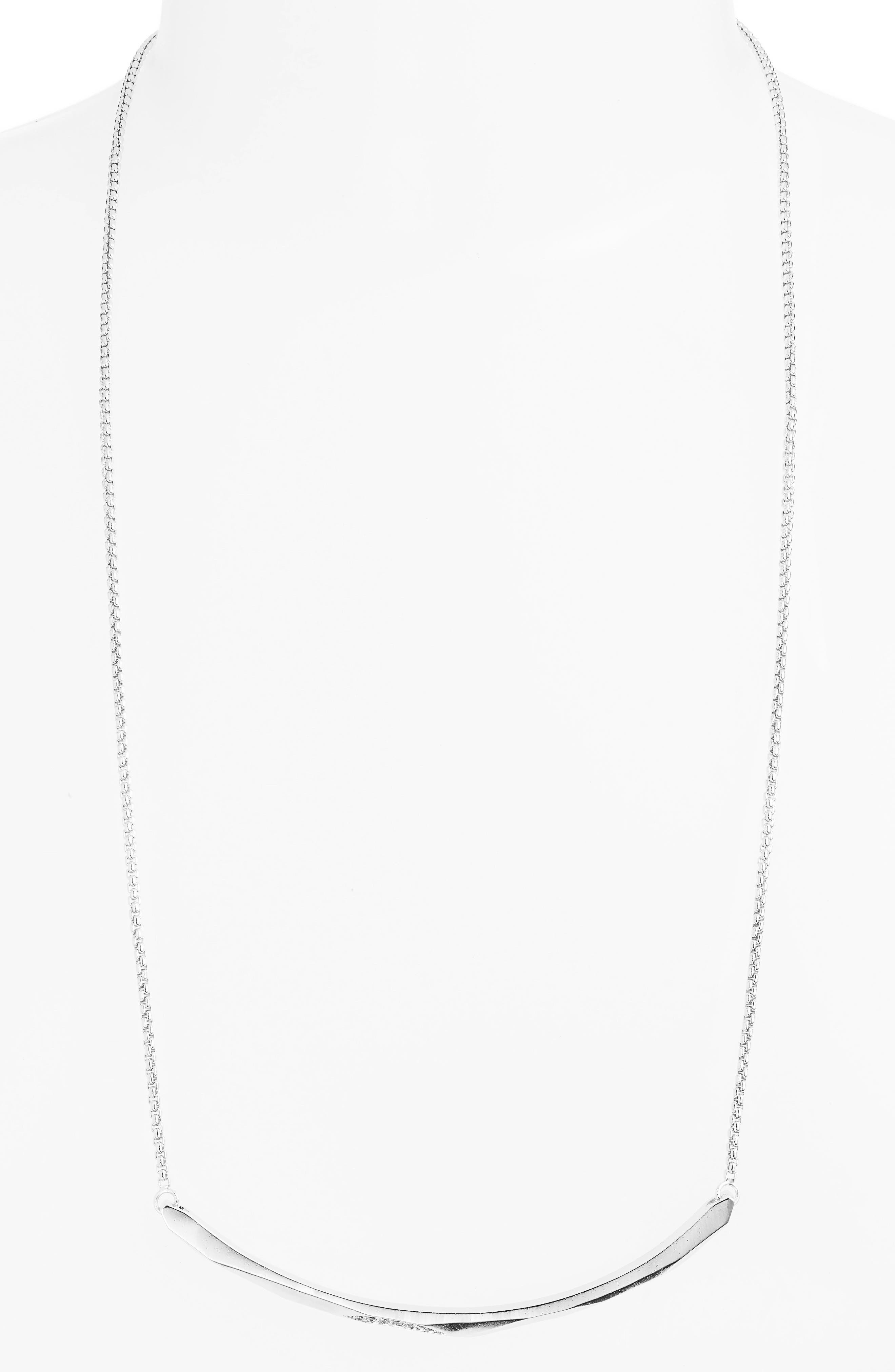 Graham Sparkle Bar Necklace,                             Alternate thumbnail 2, color,                             040