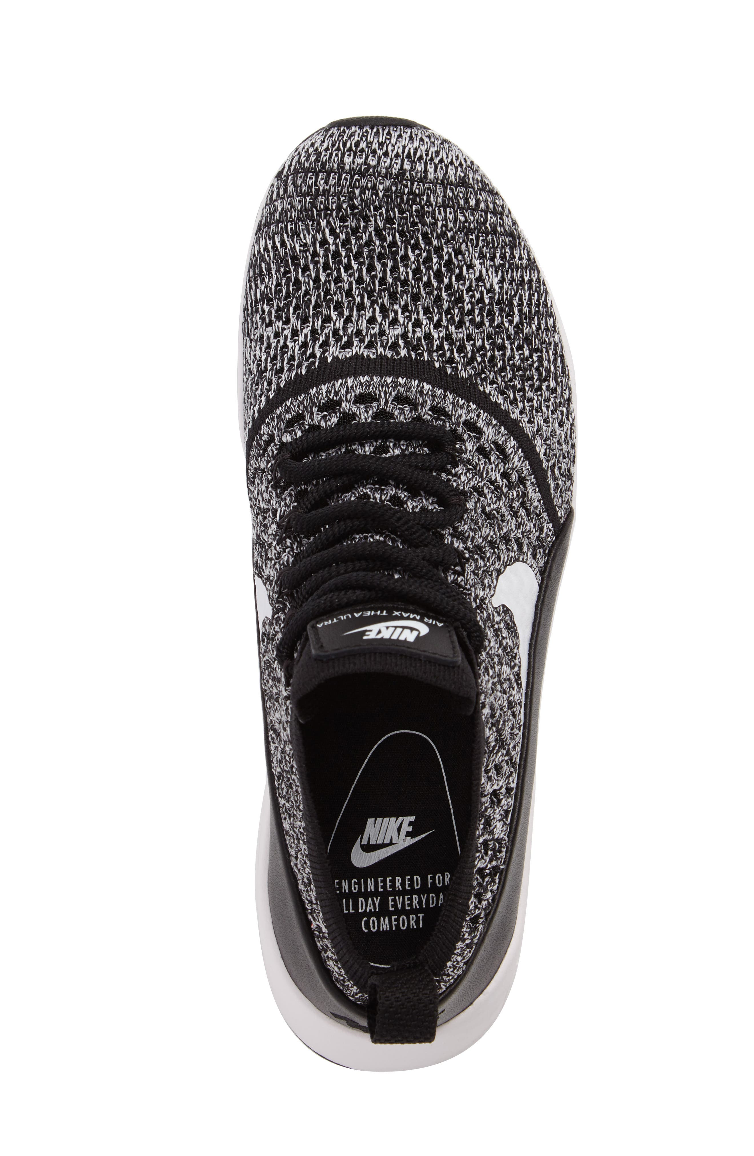 Air Max Thea Ultra Flyknit Sneaker,                             Alternate thumbnail 51, color,