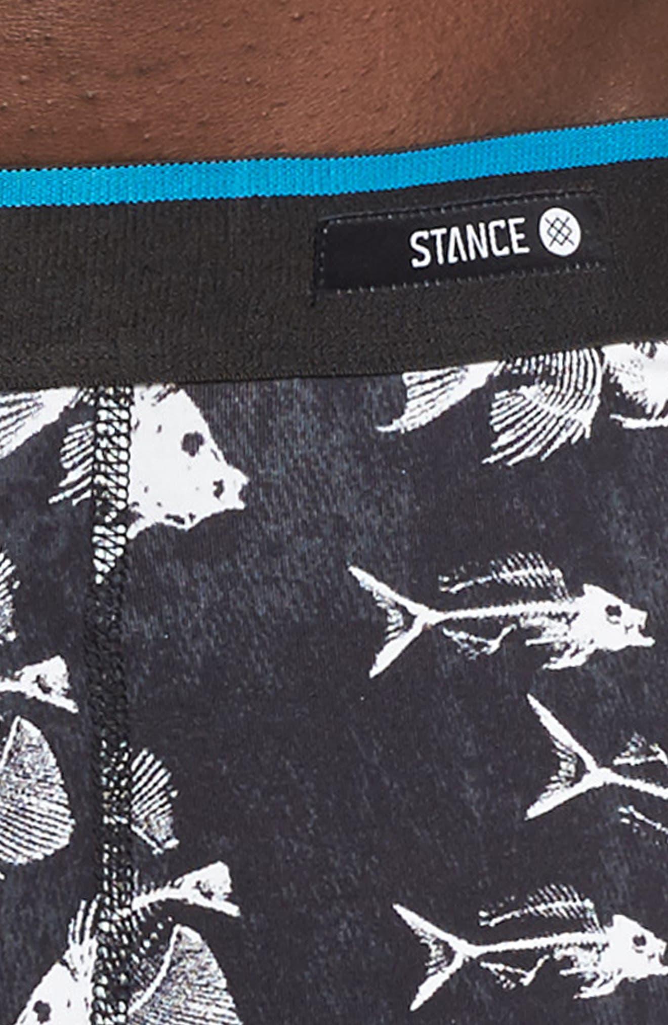 Fish Bones Boxer Briefs,                             Alternate thumbnail 8, color,