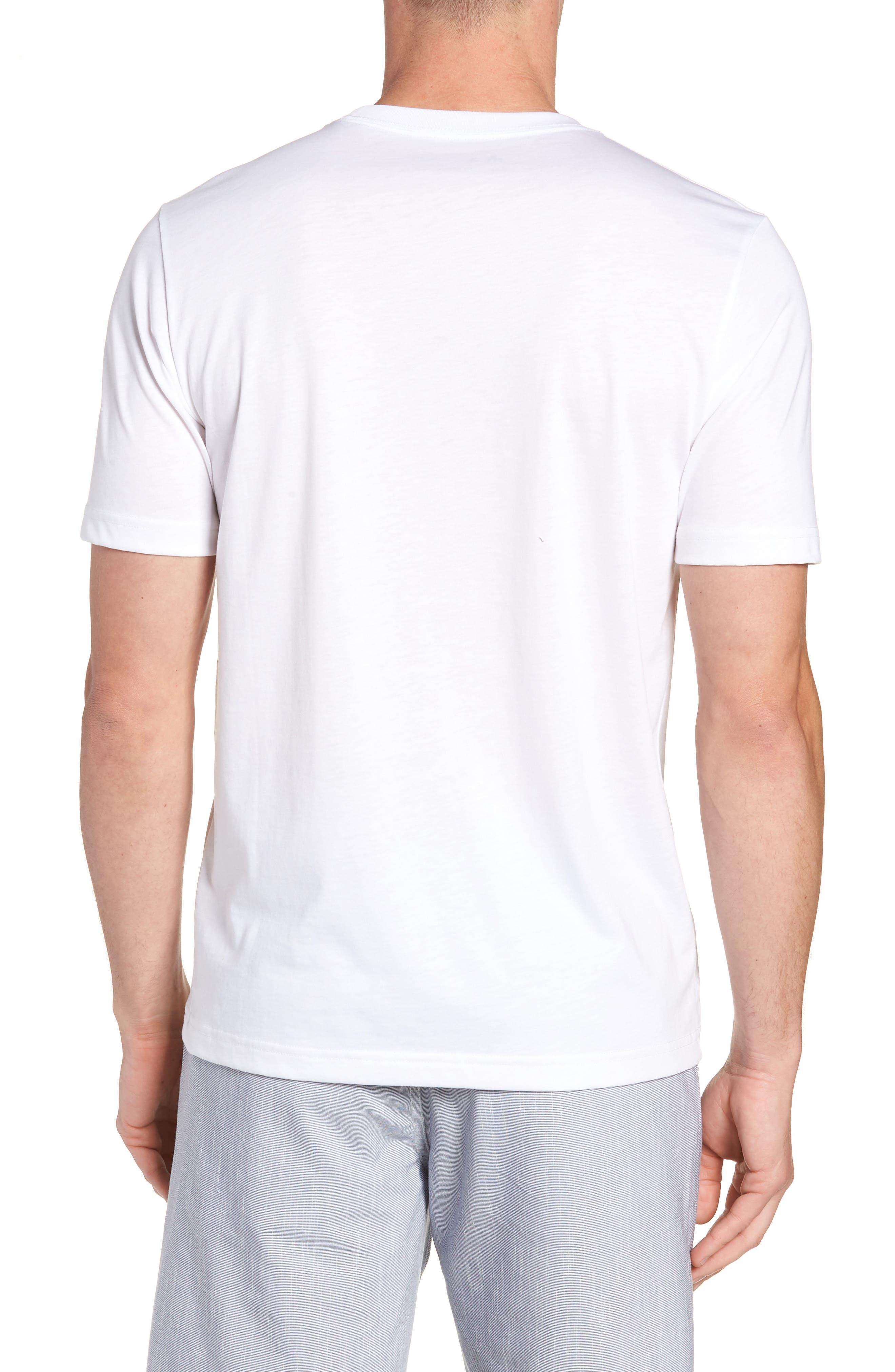 Muska Pocket T-Shirt,                             Alternate thumbnail 2, color,                             100