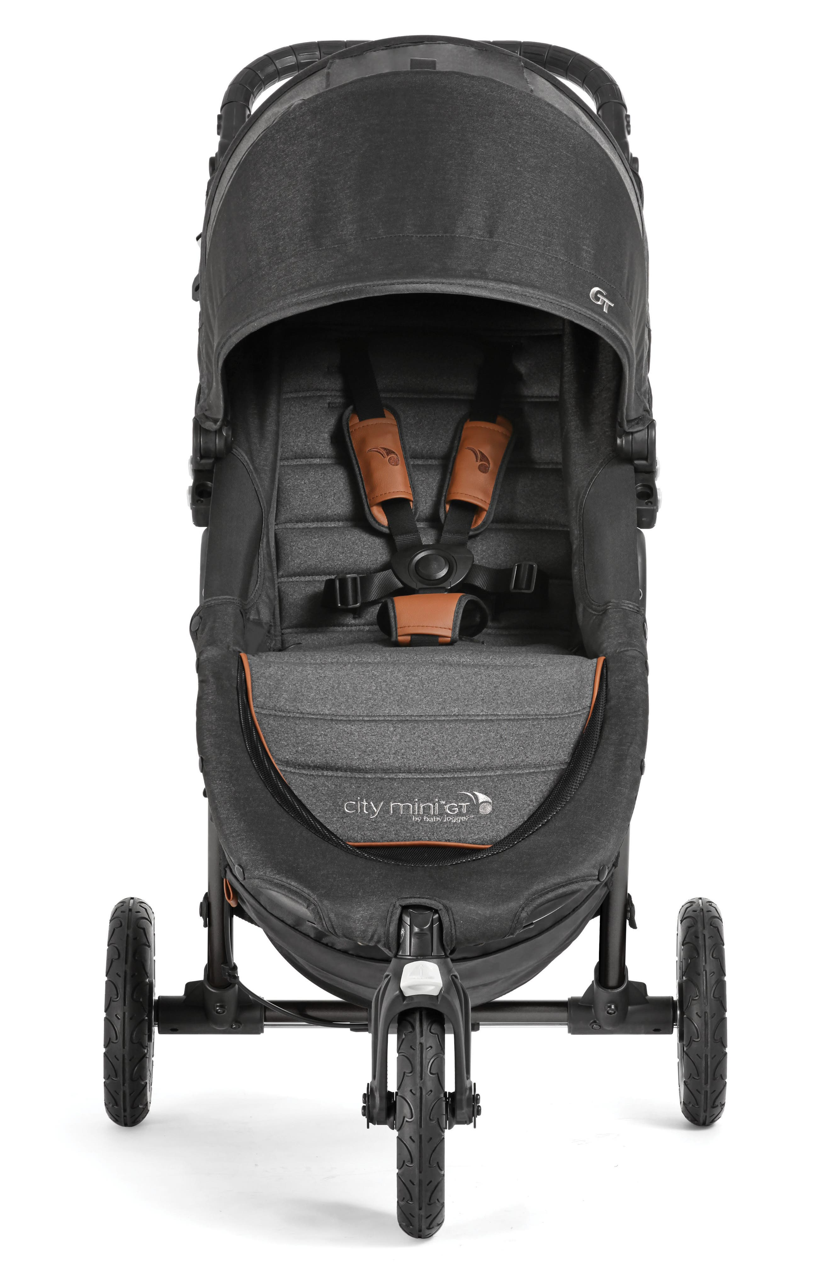 City Mini<sup>®</sup> GT 2018 Special Edition 10-Year Anniversary All-Terrain Stroller,                         Main,                         color, GREY