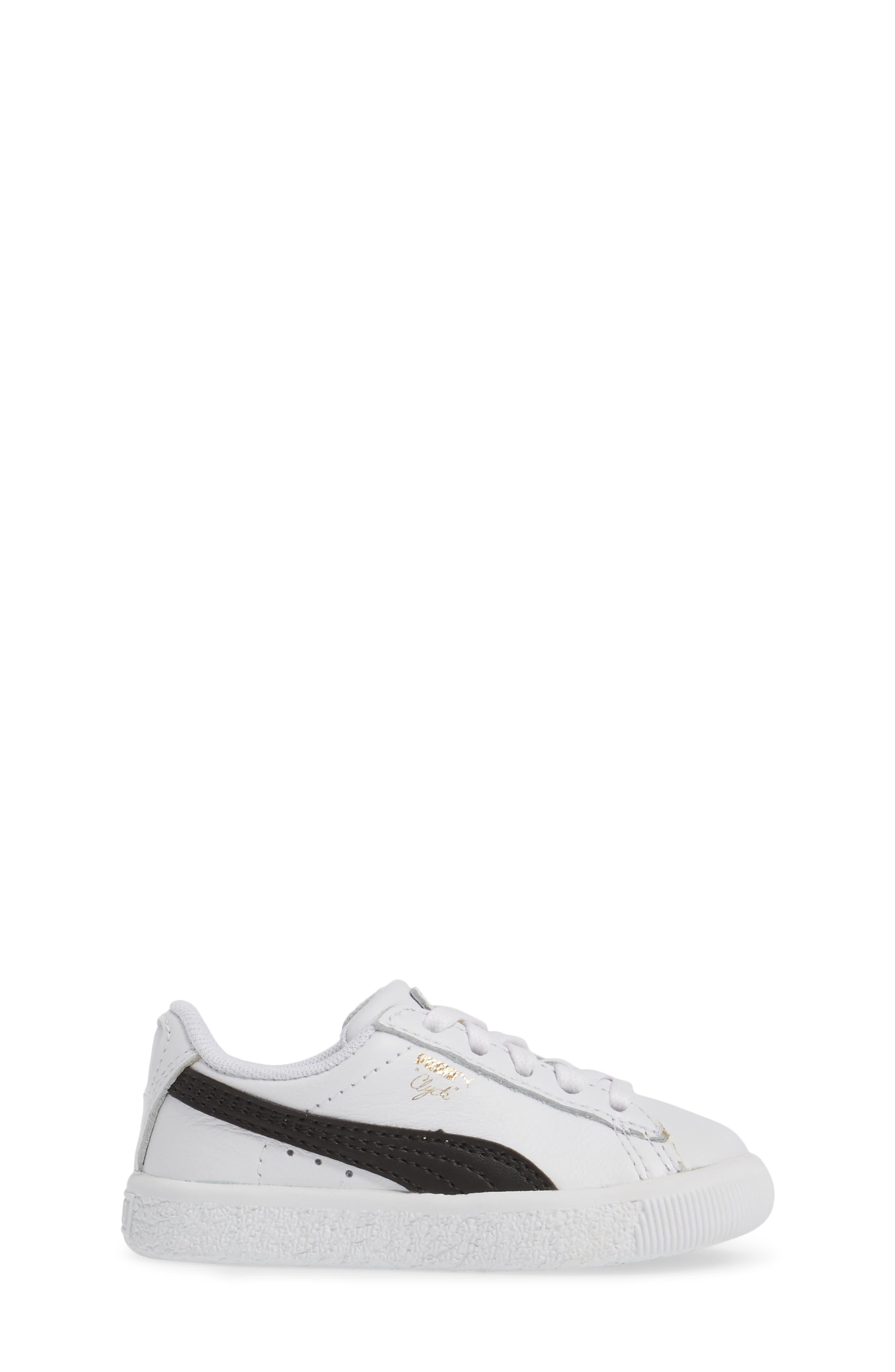 Clyde Core Foil Sneaker,                             Alternate thumbnail 15, color,