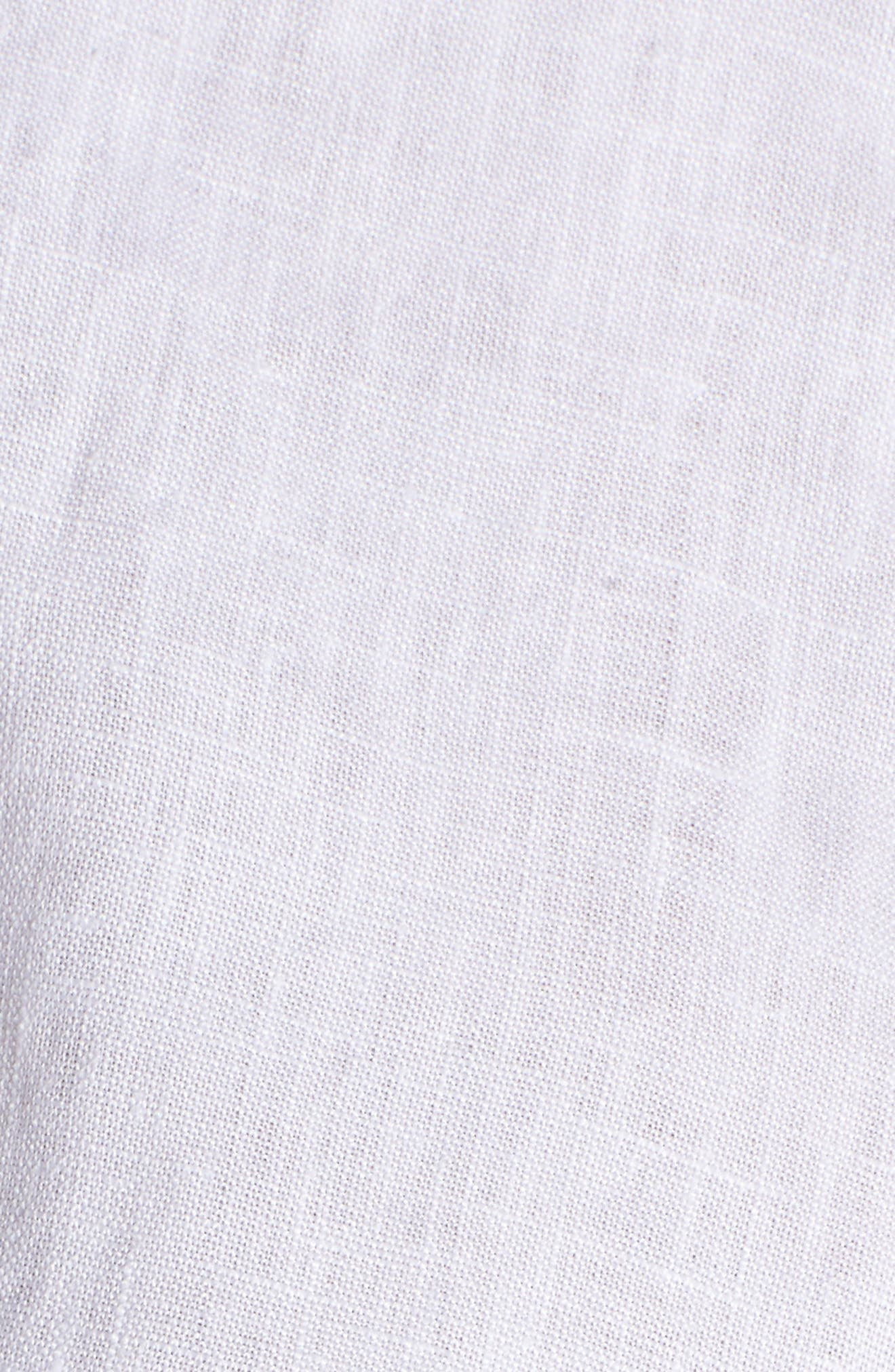 Linen Chambray Shirt,                             Alternate thumbnail 31, color,