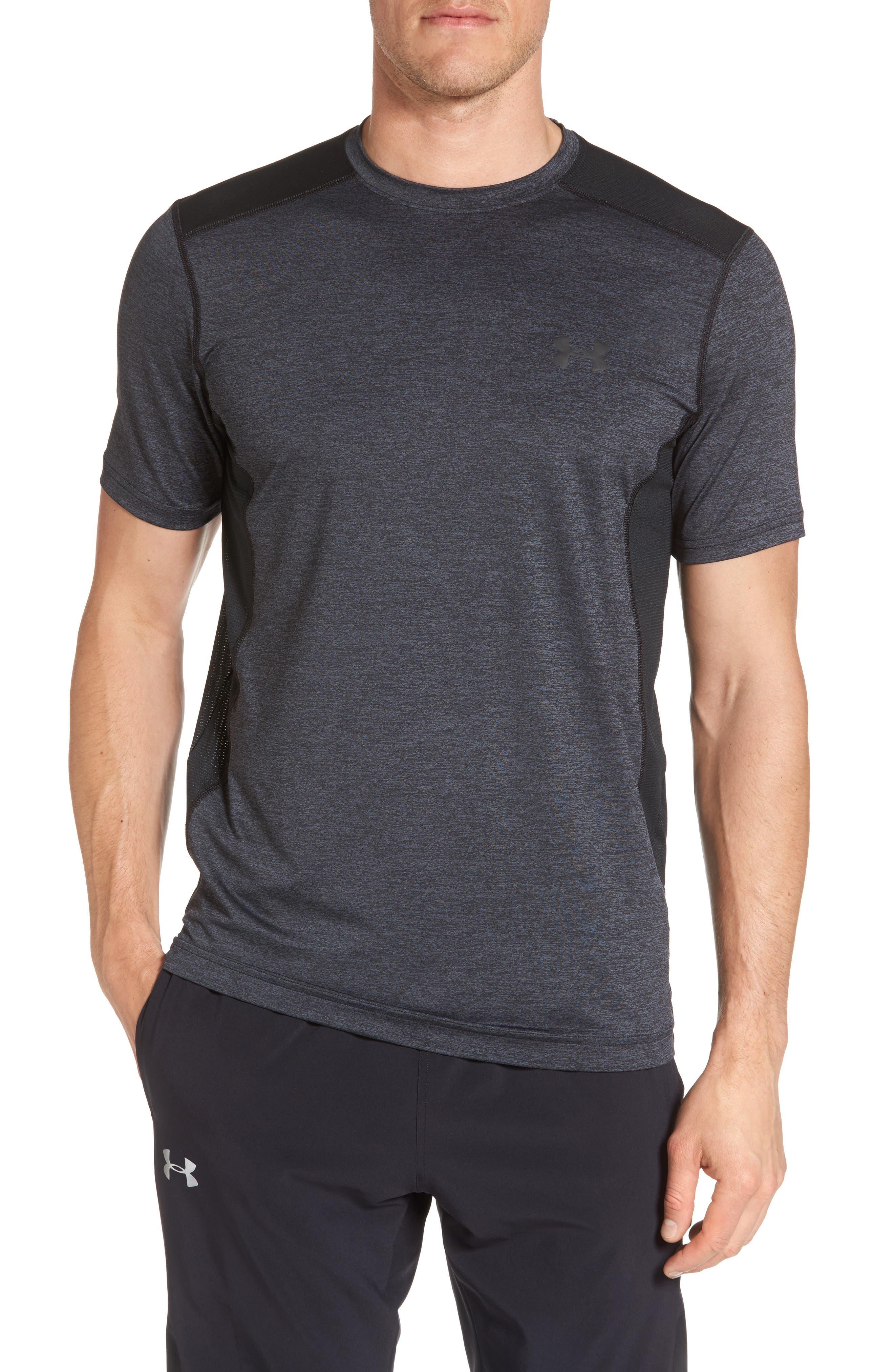 'Raid' HeatGear<sup>®</sup> Training T-Shirt,                             Main thumbnail 8, color,