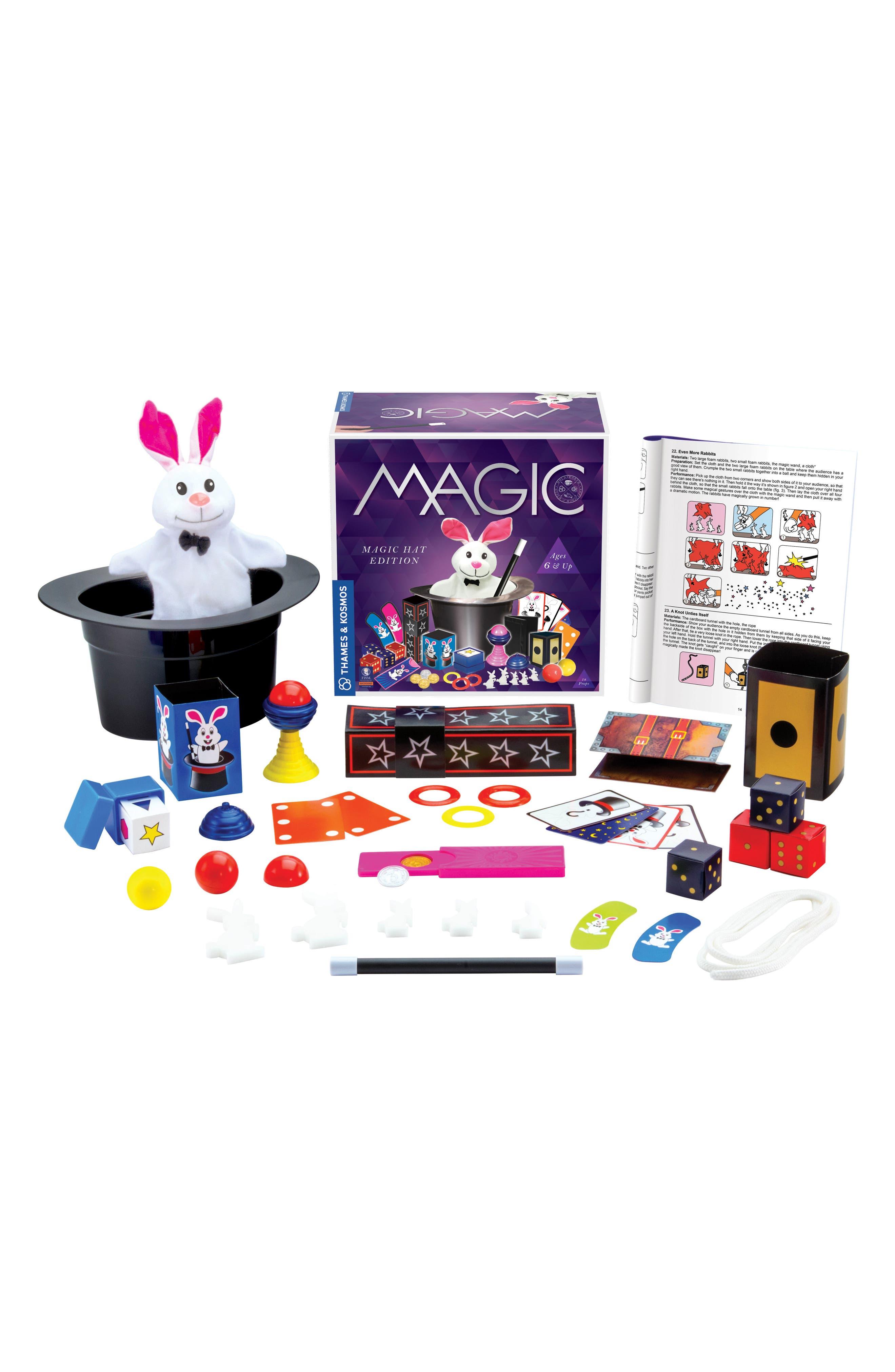 Magic Hat Kit,                             Alternate thumbnail 3, color,                             MULTI