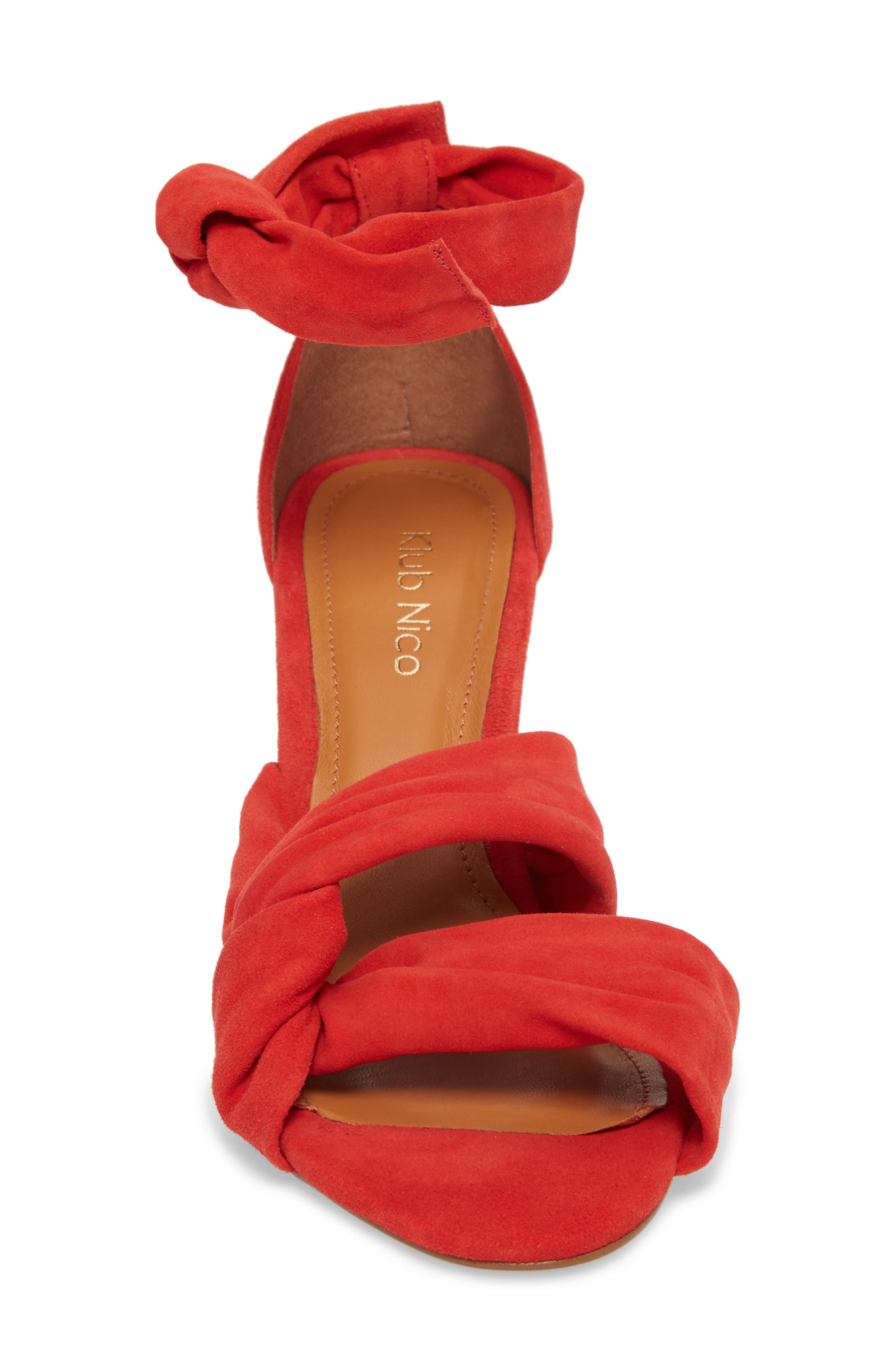 Anni Tie Ankle Sandal,                             Alternate thumbnail 11, color,