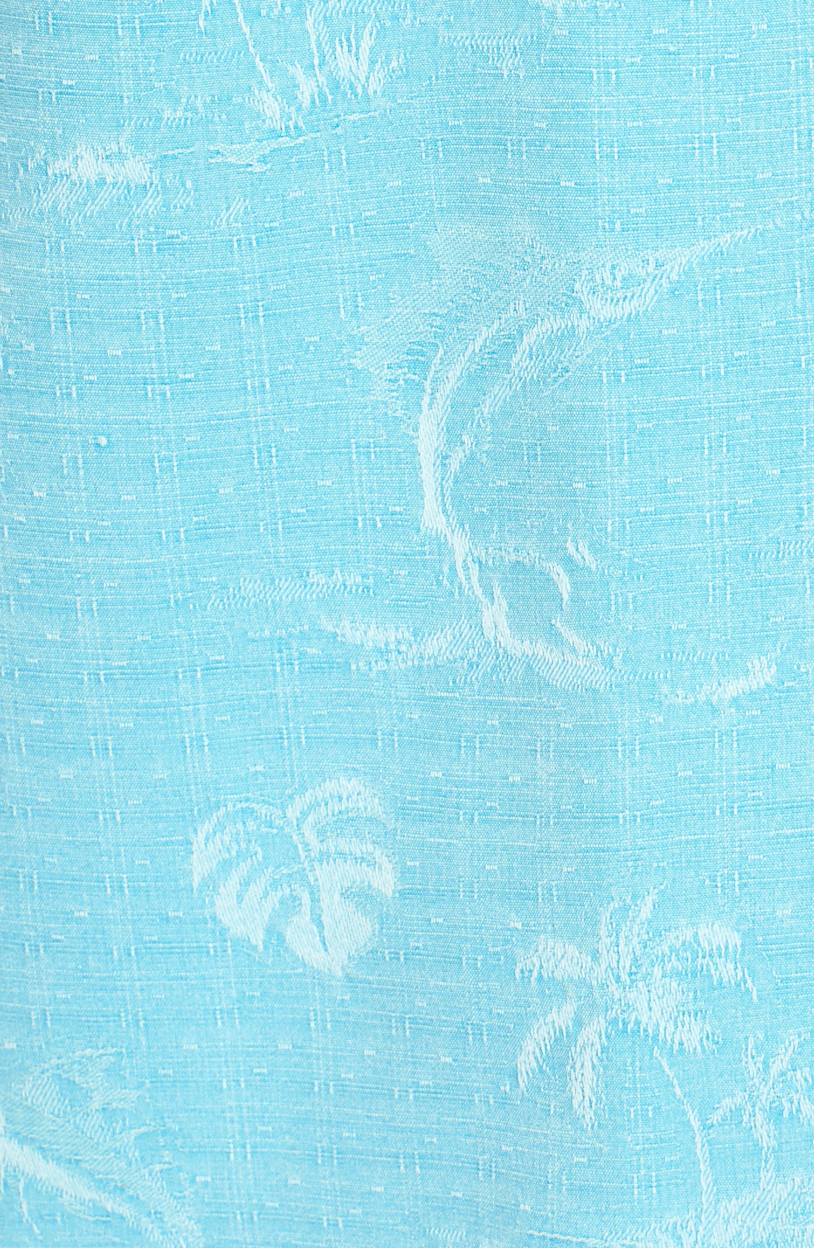 Gulf Shore Marlin Silk Camp Shirt,                             Alternate thumbnail 23, color,