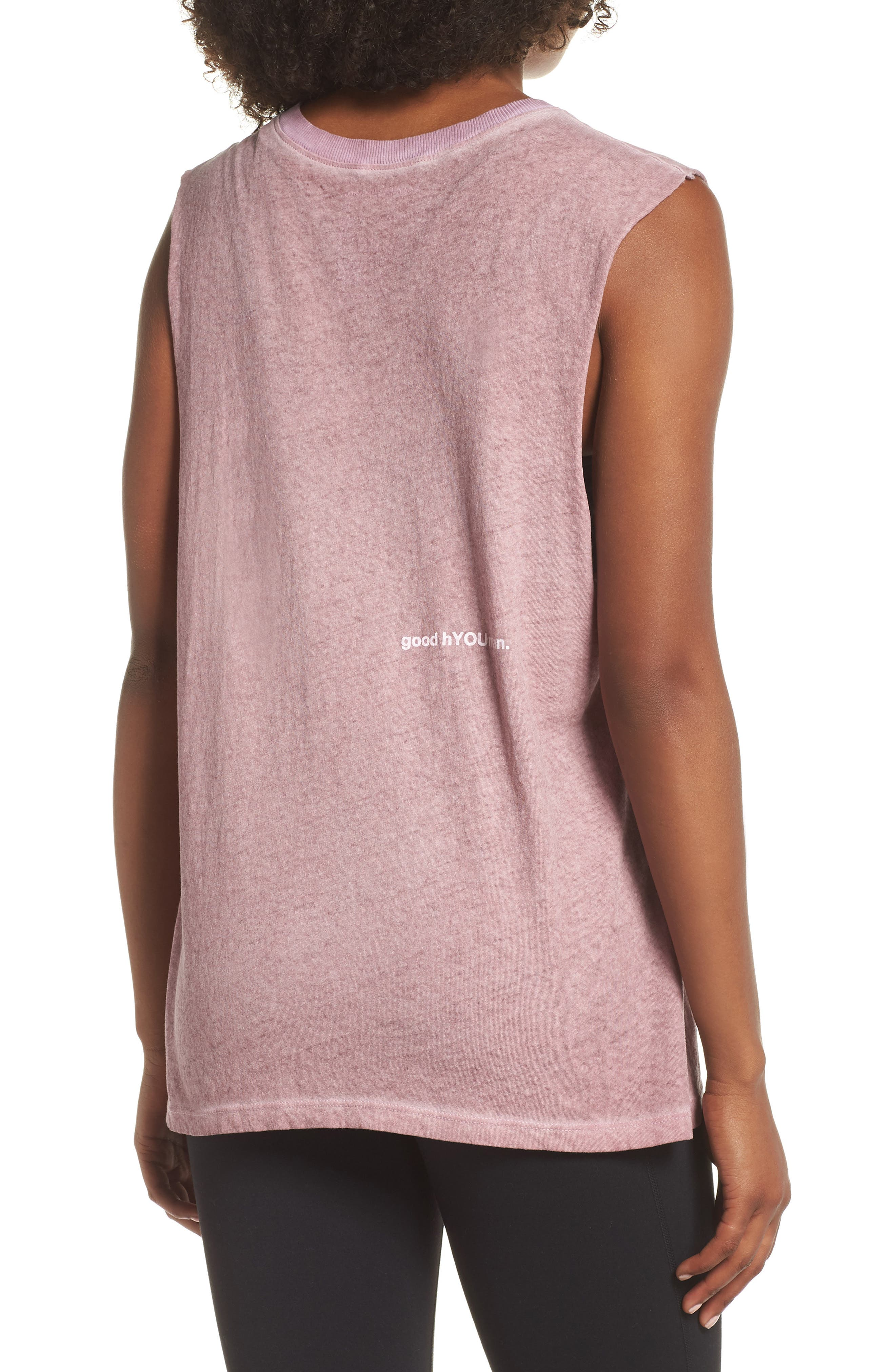 Strong and Beautiful Muscle Tank,                             Alternate thumbnail 2, color,                             680