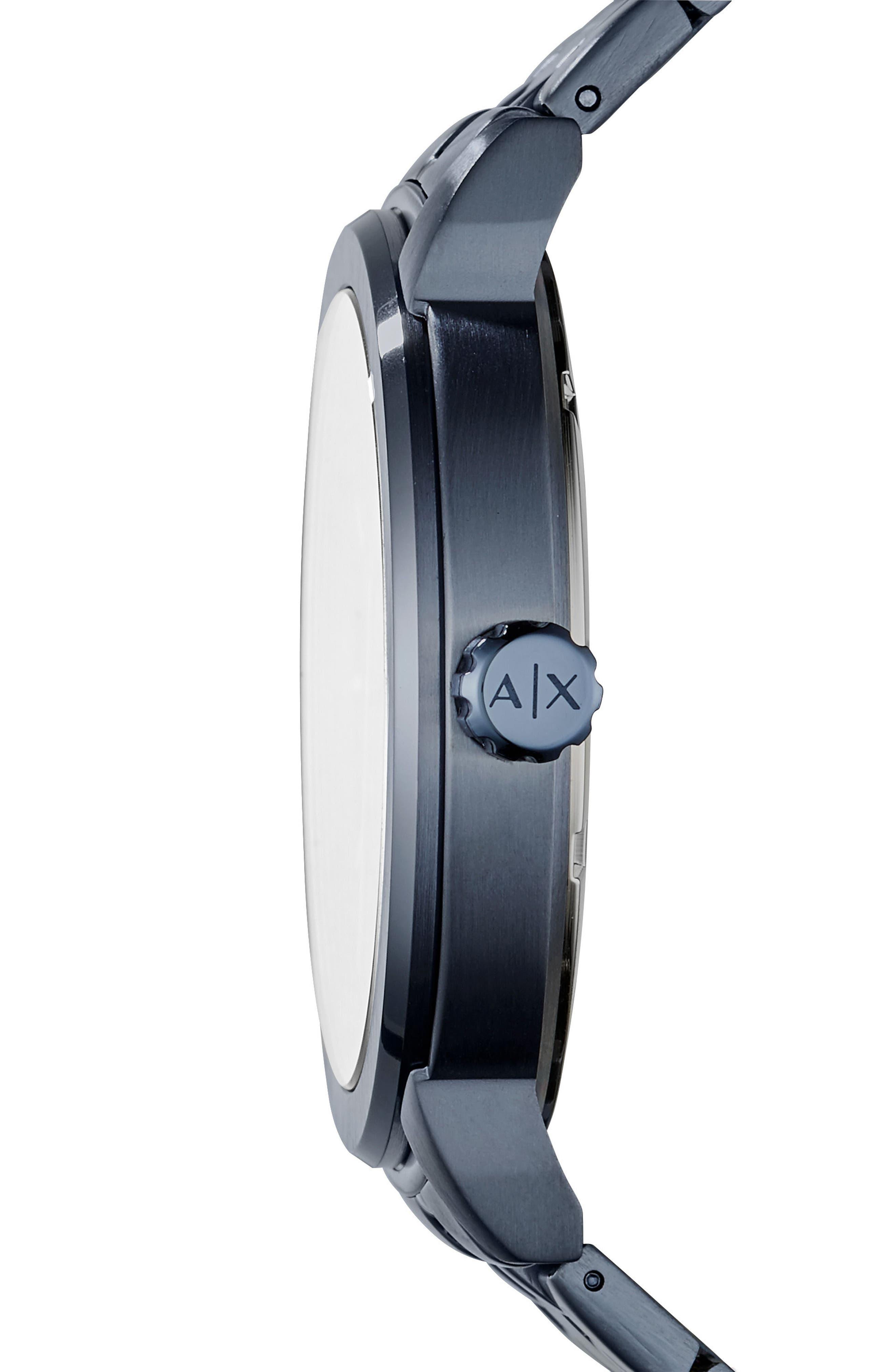 Bracelet Watch, 46mm,                             Alternate thumbnail 2, color,                             020