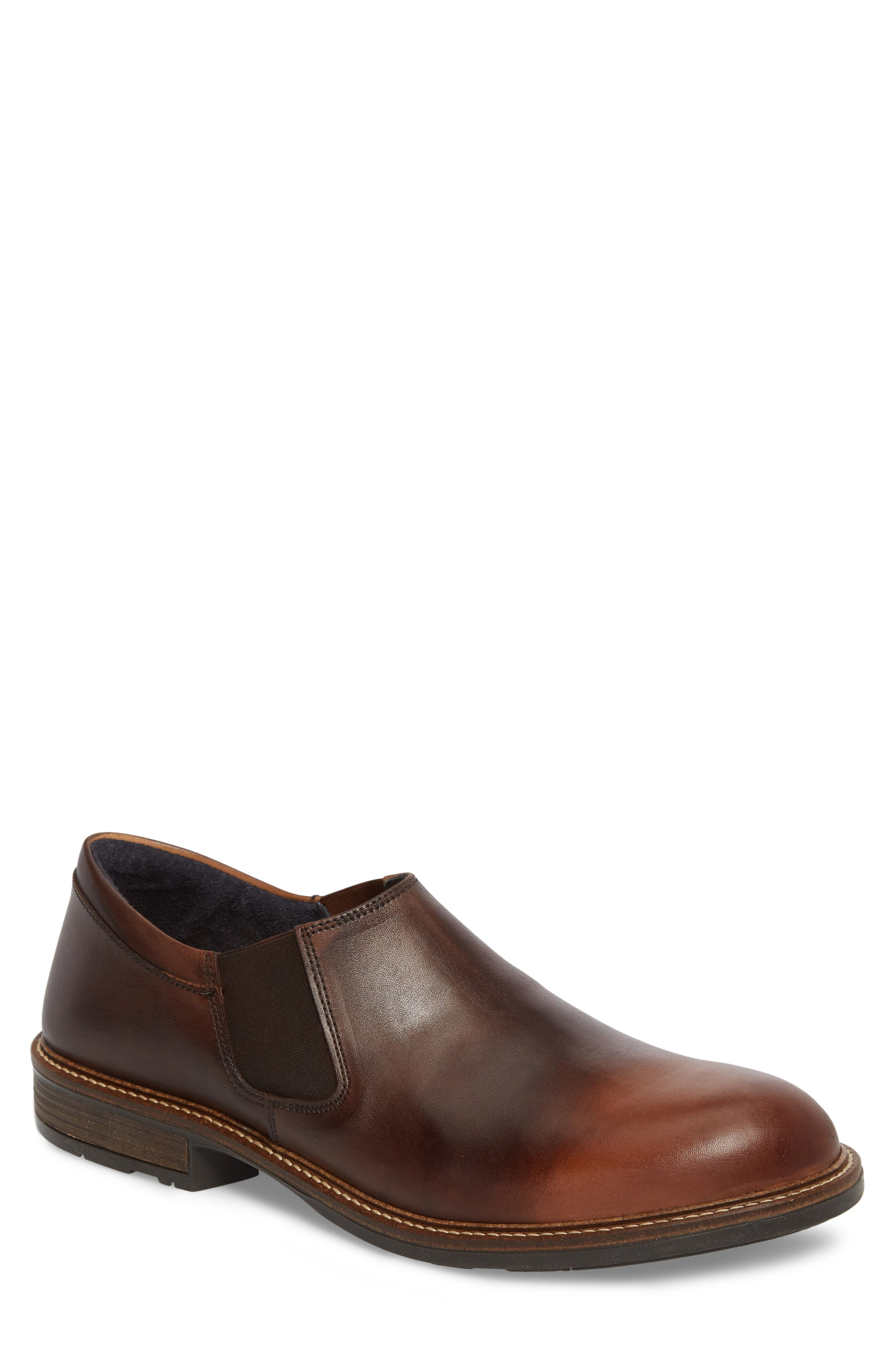 Director Venetian Loafer,                             Main thumbnail 1, color,                             BROWN GRADIENT LEATHER