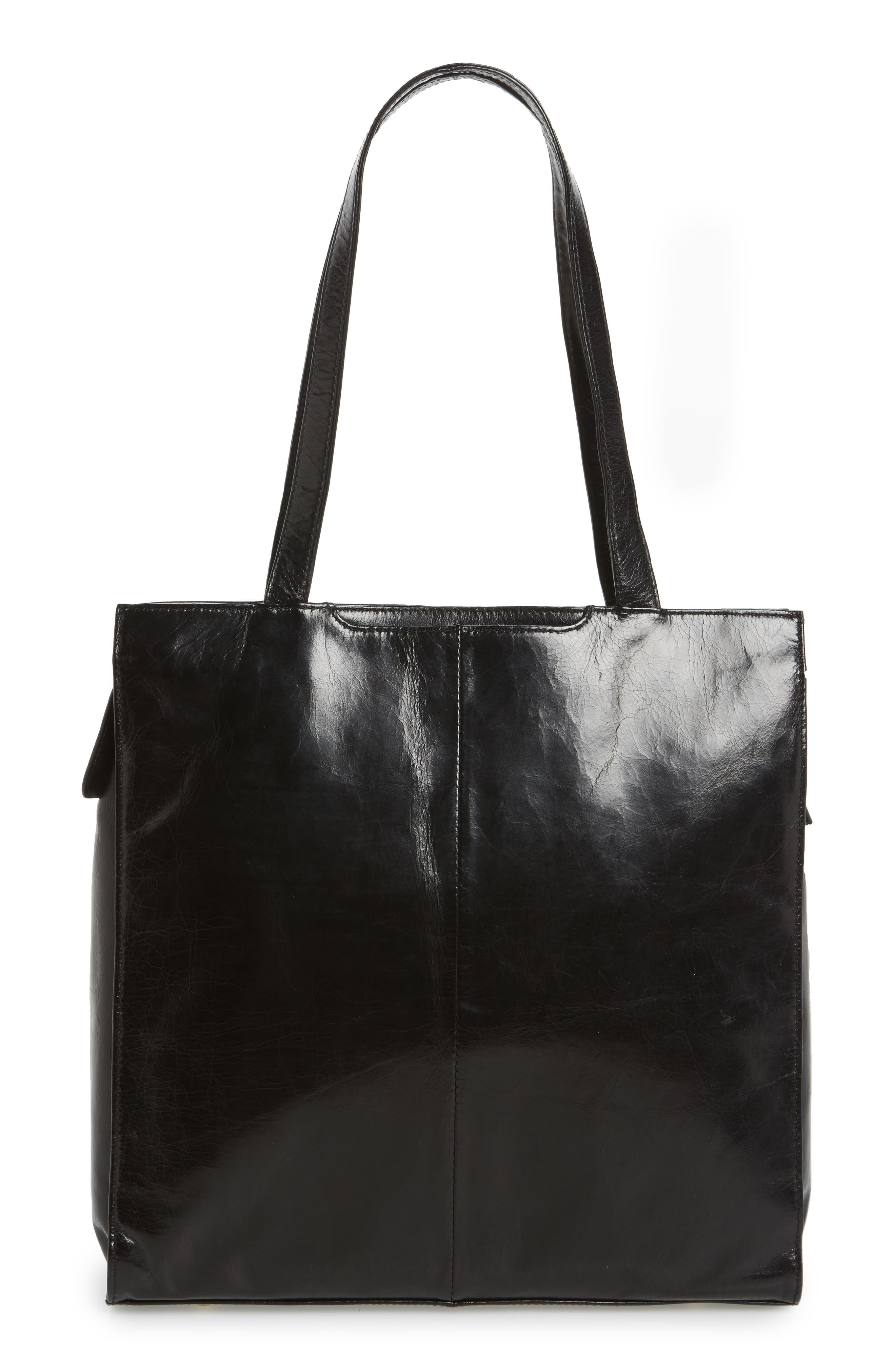 Avalon Studded Calfskin Leather Tote,                             Alternate thumbnail 8, color,