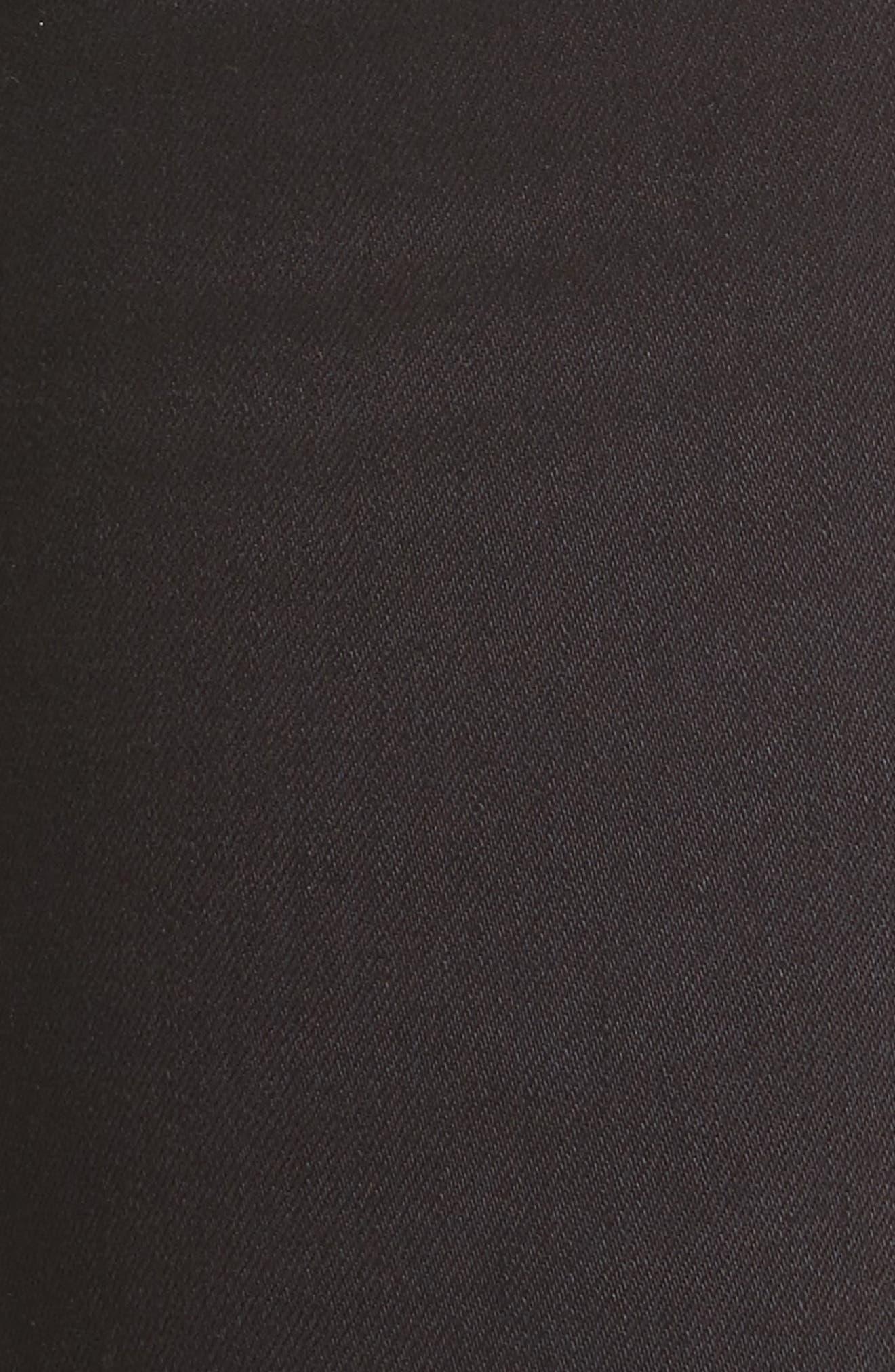 Embellished Pocket Skinny Jeans,                             Alternate thumbnail 5, color,