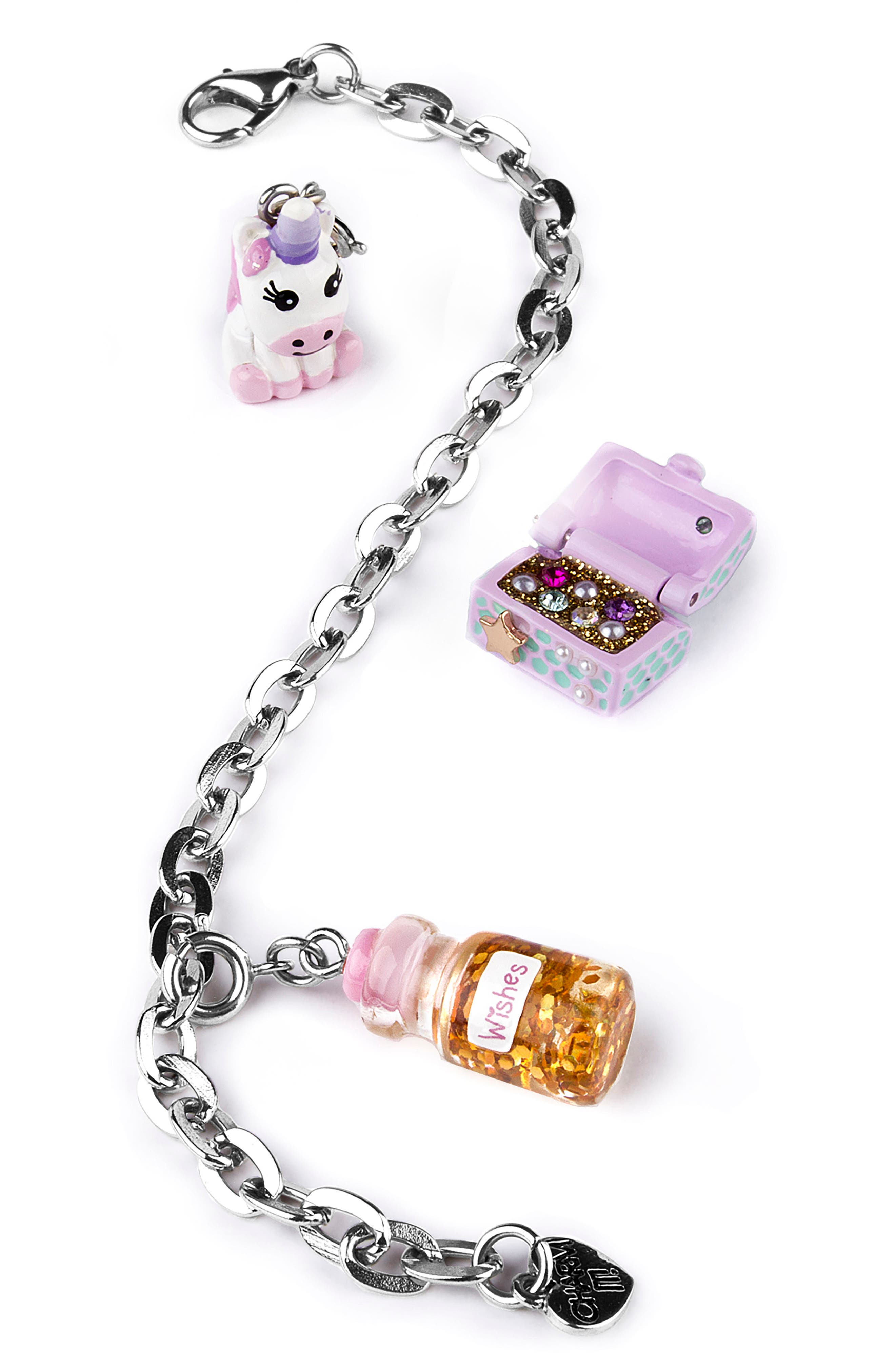 CHARM IT!<sup>®</sup> Magical Charm Bracelet Gift Set,                         Main,                         color, 100