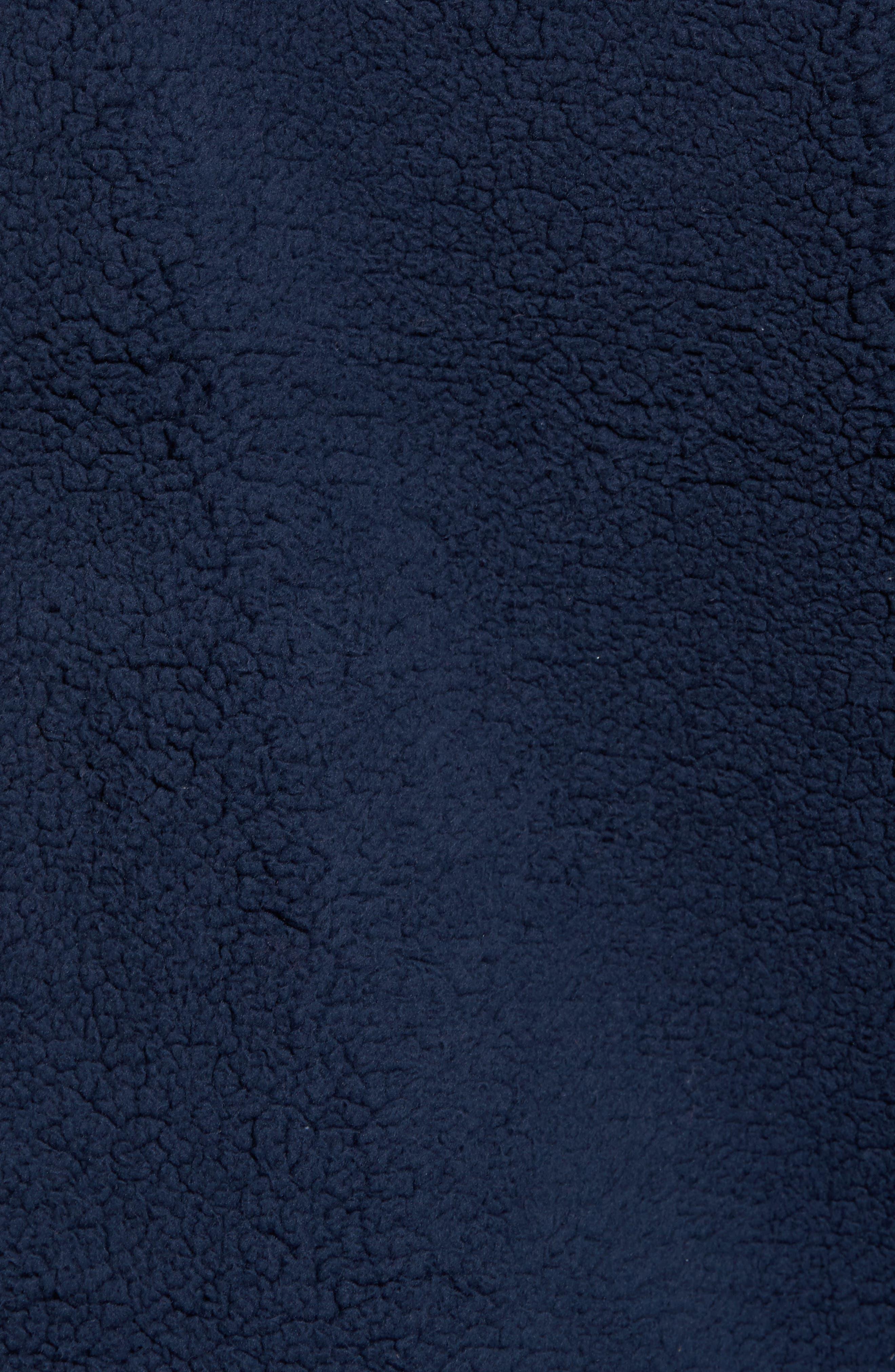Sportswear Harborside Heavyweight Fleece Vest,                             Alternate thumbnail 18, color,