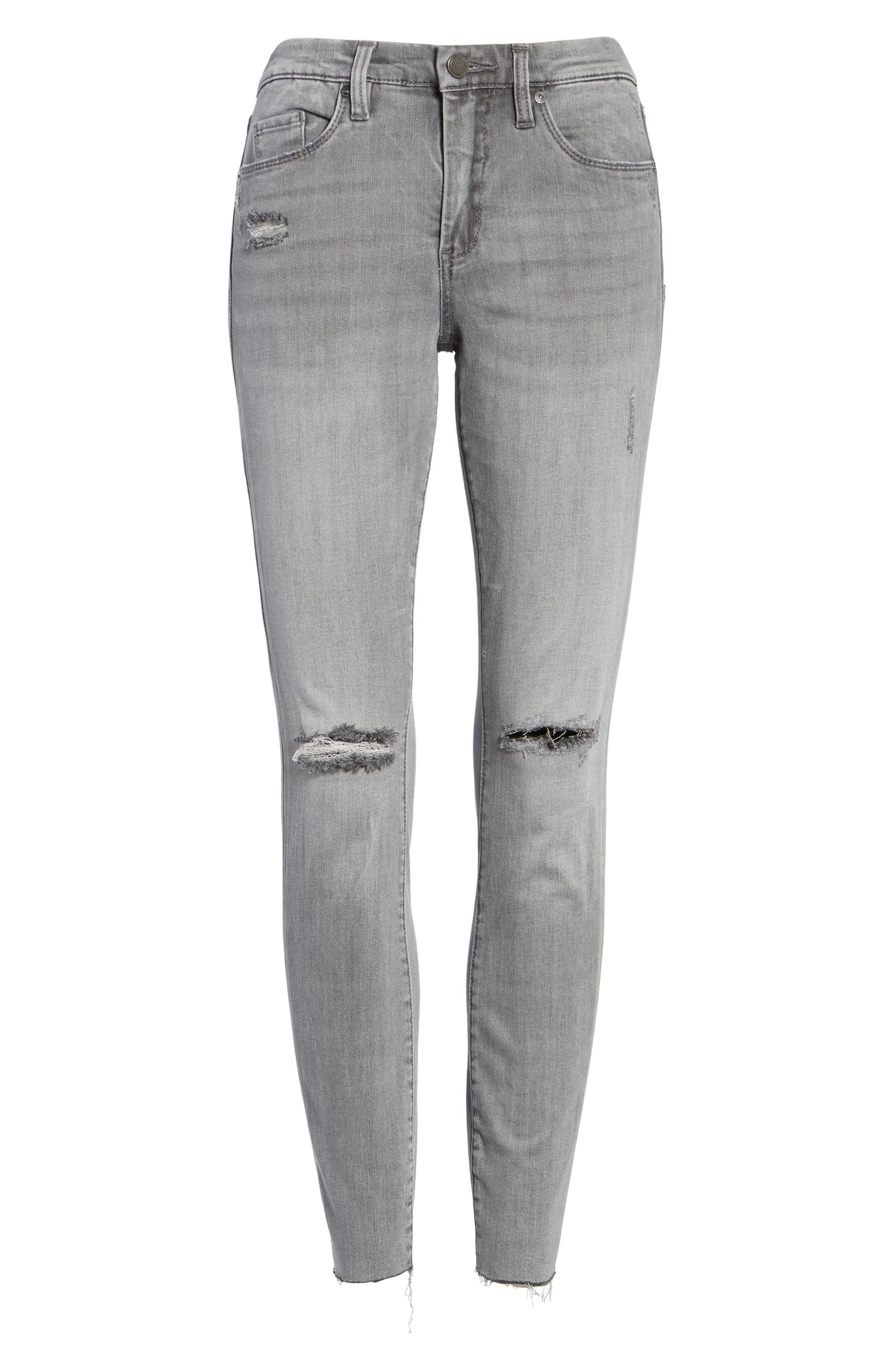 Tequila Royale Skinny Jeans,                             Alternate thumbnail 6, color,