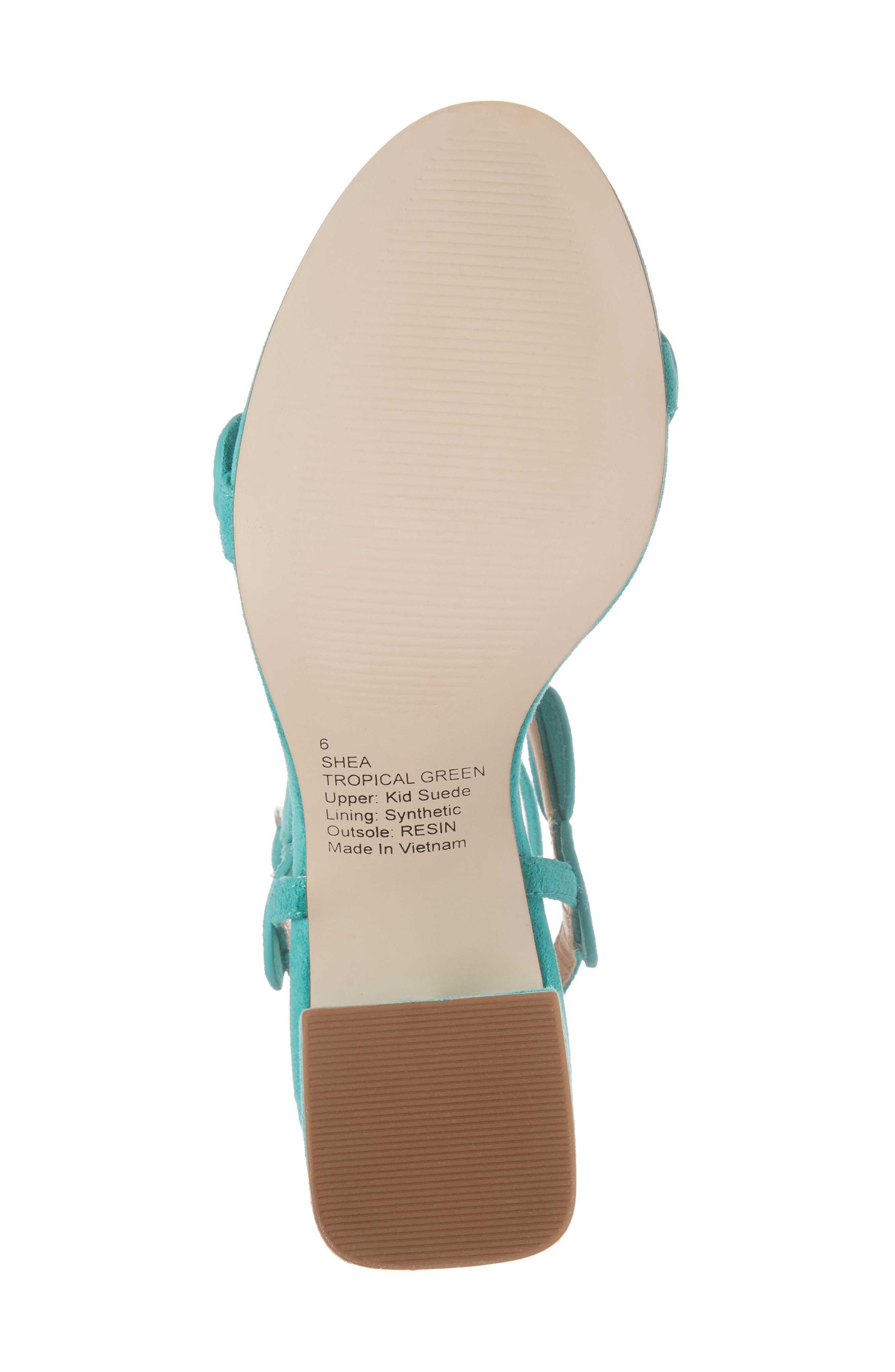 Shea Block Heel Sandal,                             Alternate thumbnail 40, color,