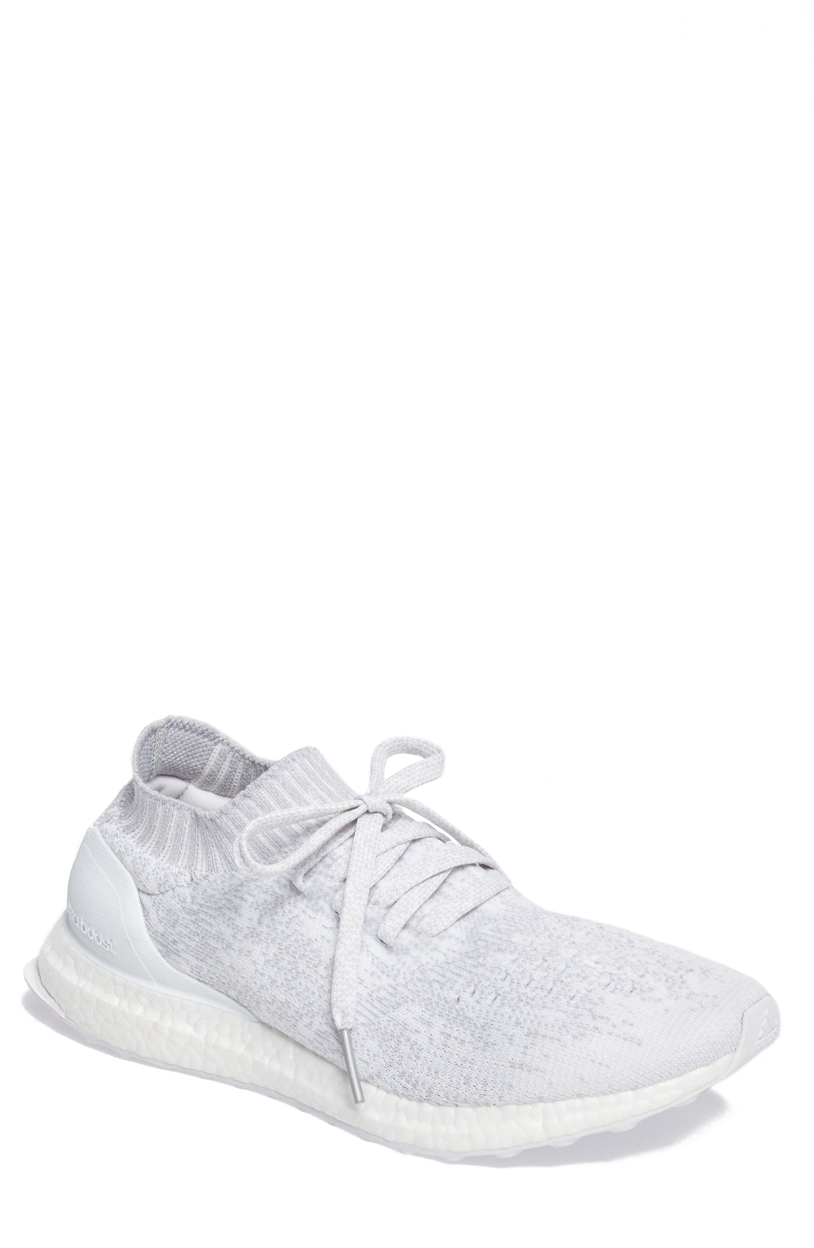 'UltraBoost Uncaged' Running Shoe,                             Main thumbnail 7, color,