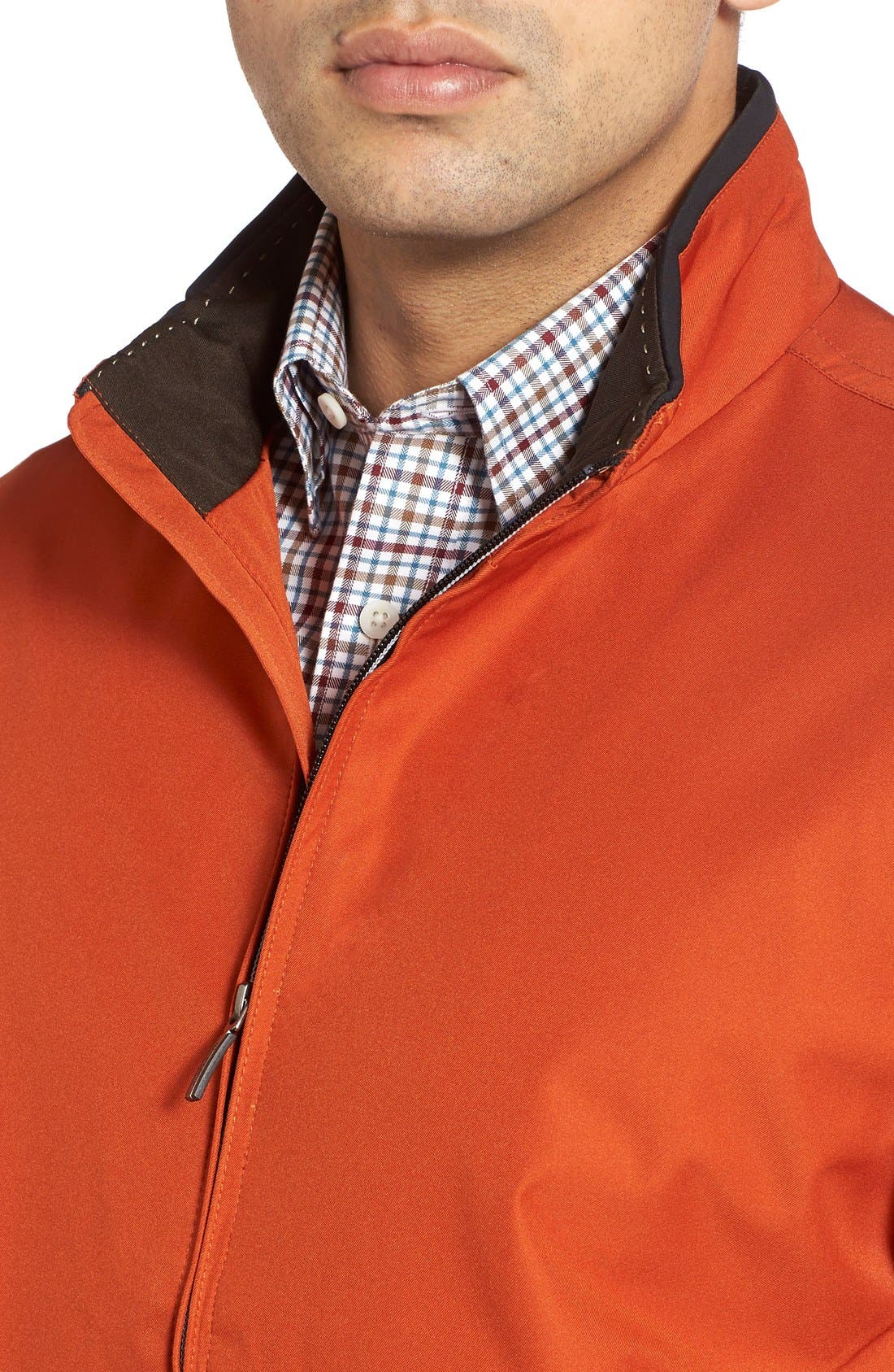 Waterproof & Windproof Bomber,                             Alternate thumbnail 18, color,