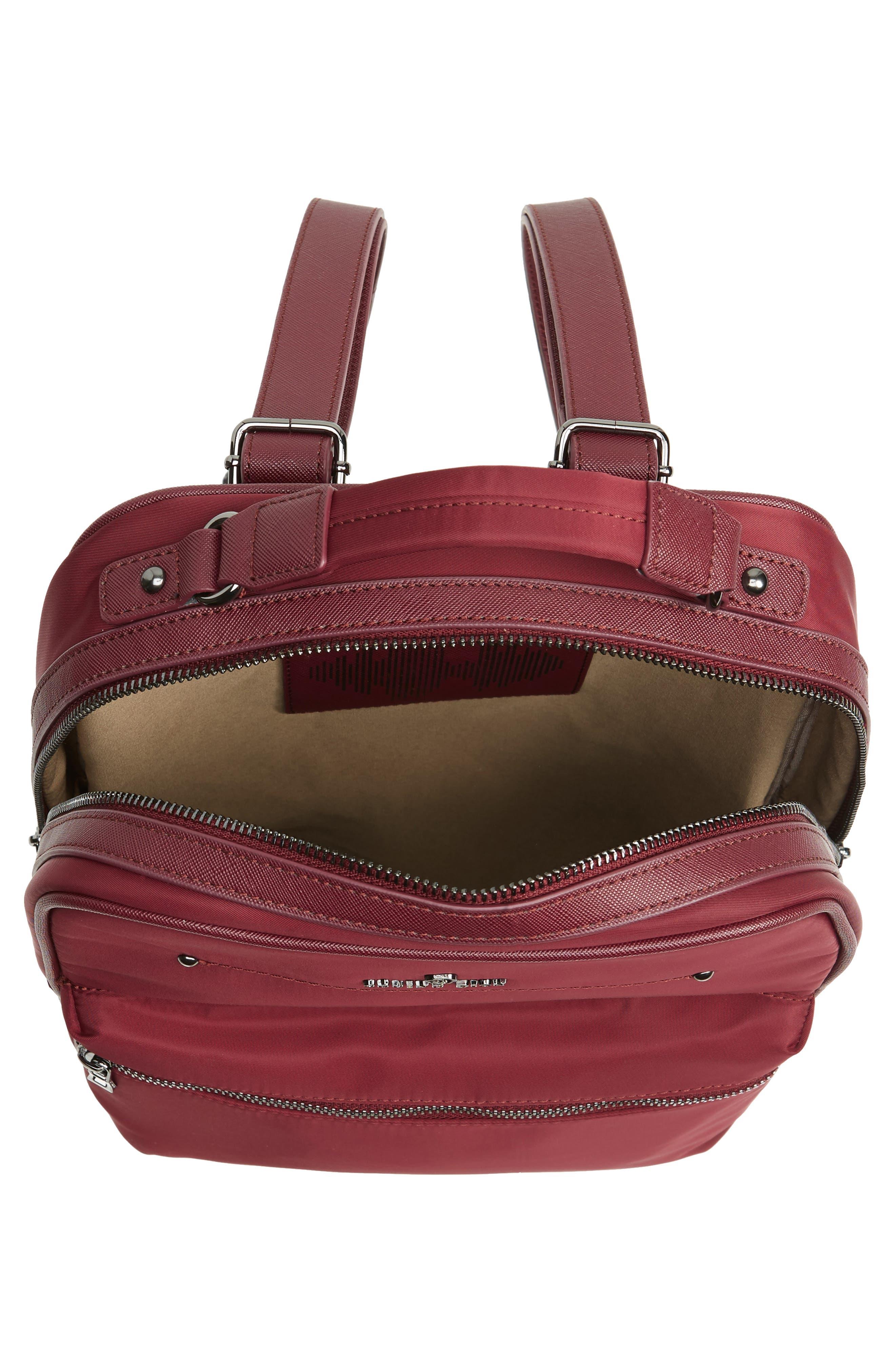 Céline Dion Presto Nylon Backpack,                             Alternate thumbnail 16, color,