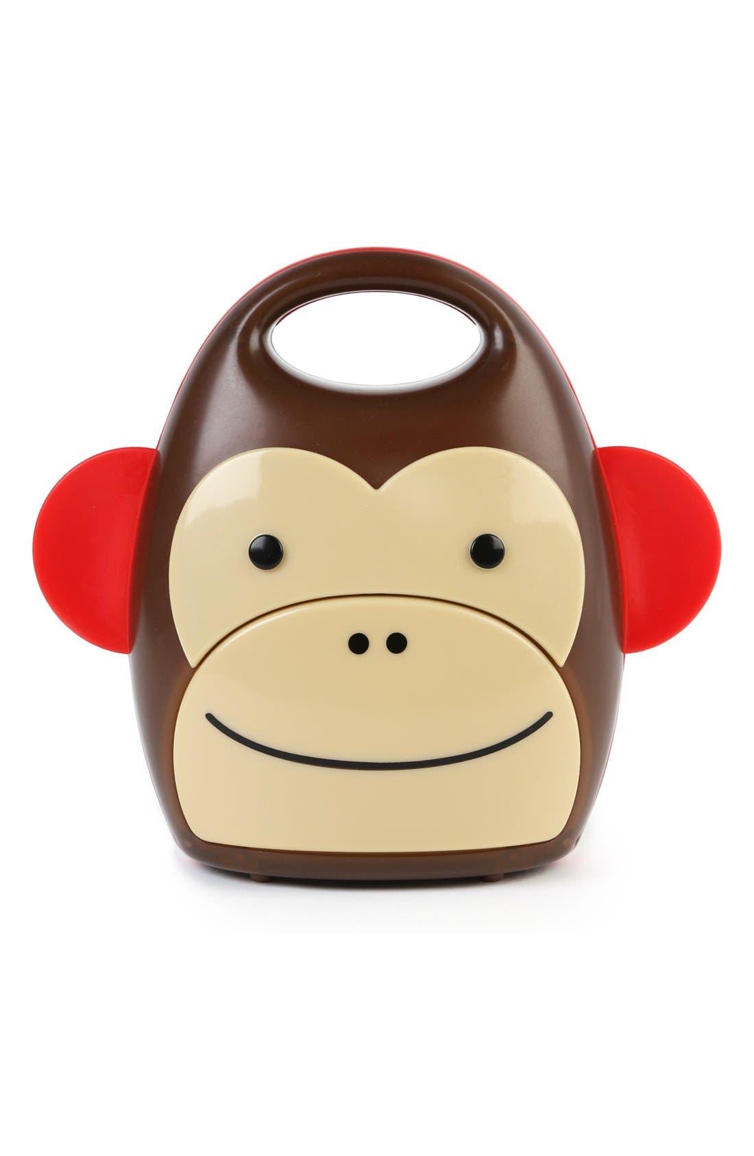 'Zoo - Monkey' Portable Cord Free Nightlight,                             Main thumbnail 1, color,                             200