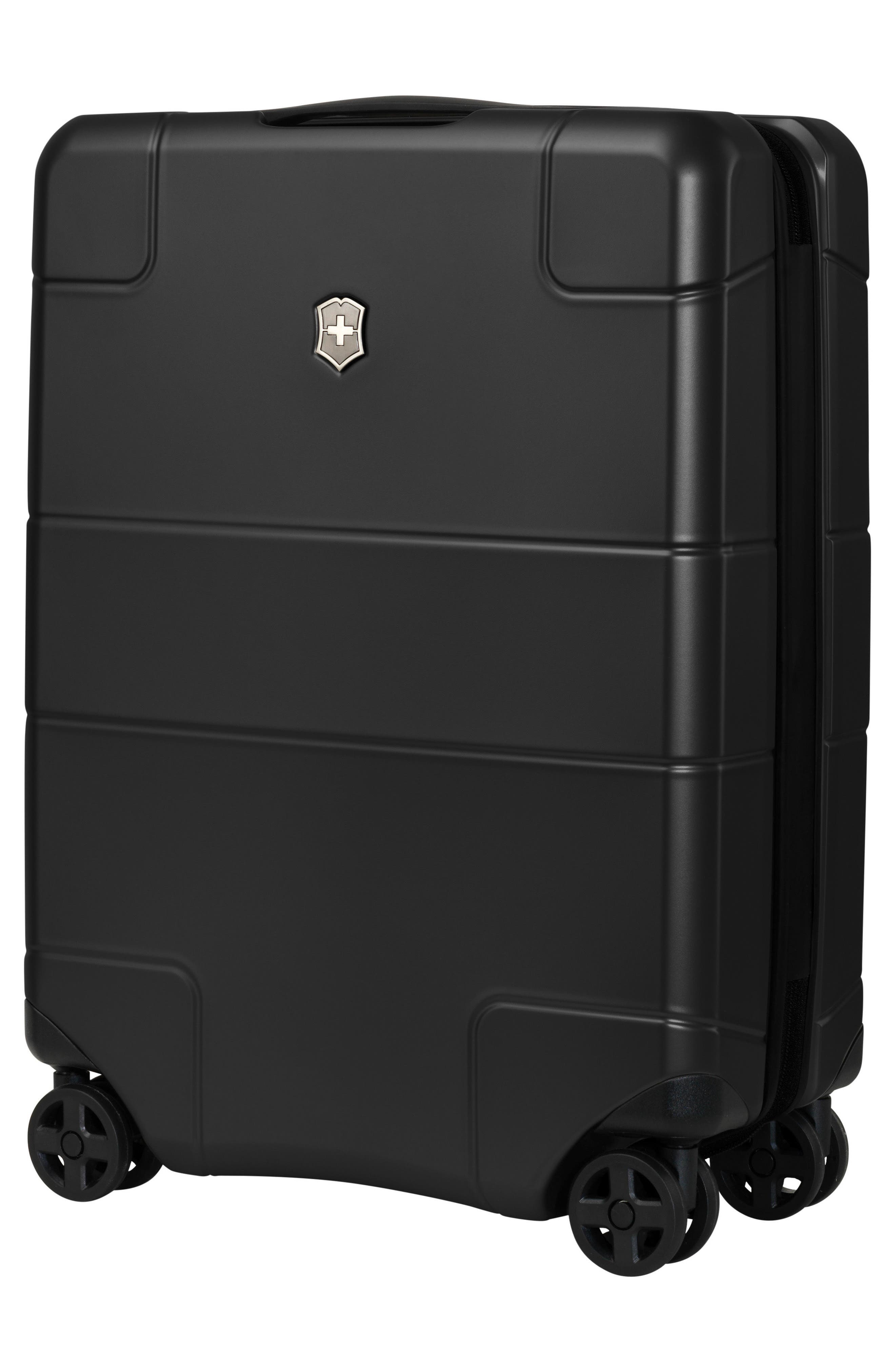 Lexicon 22-Inch Wheeled Carry-On,                             Alternate thumbnail 3, color,                             001
