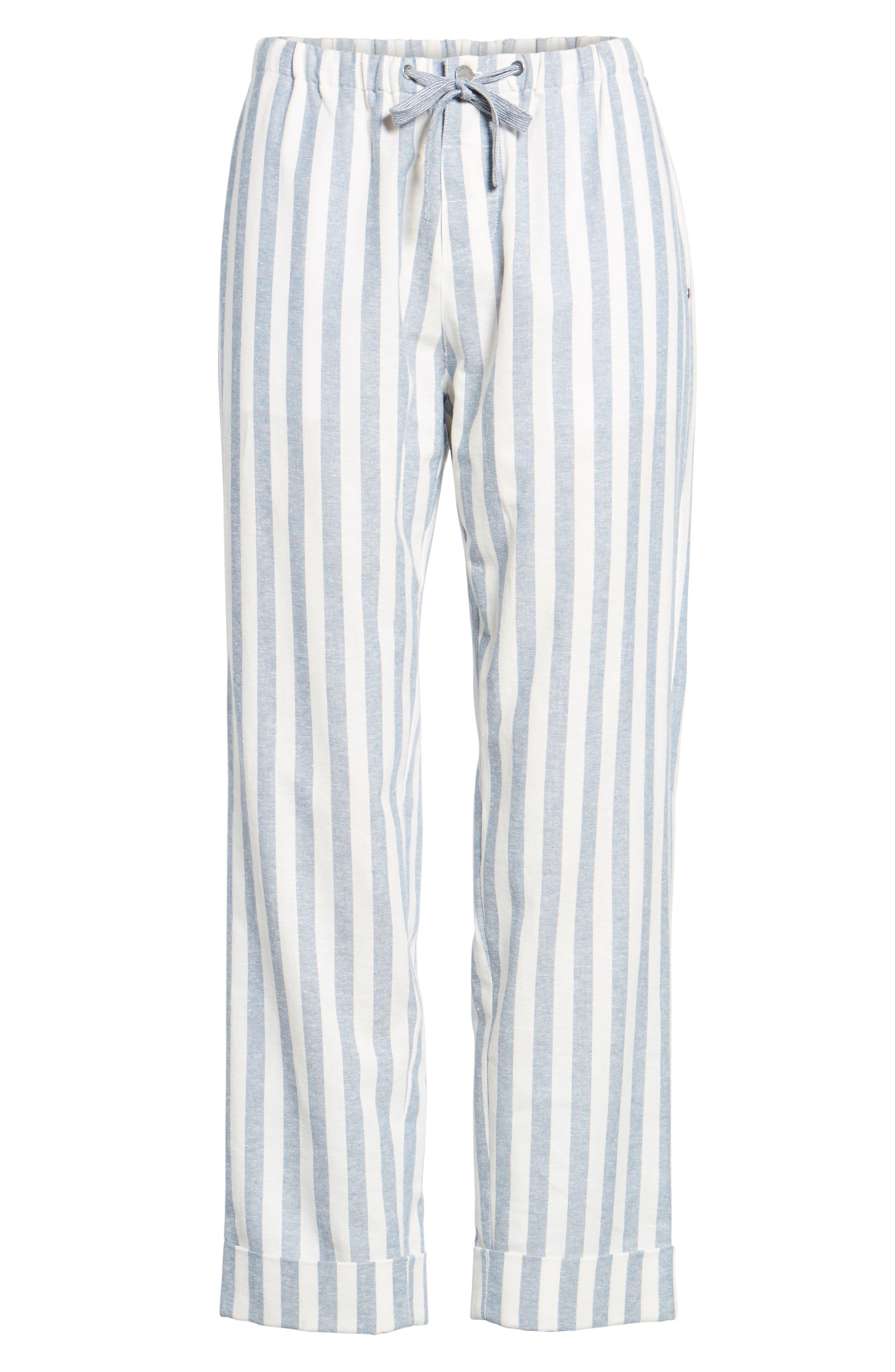 Vera Drawstring Pants,                             Alternate thumbnail 6, color,                             101