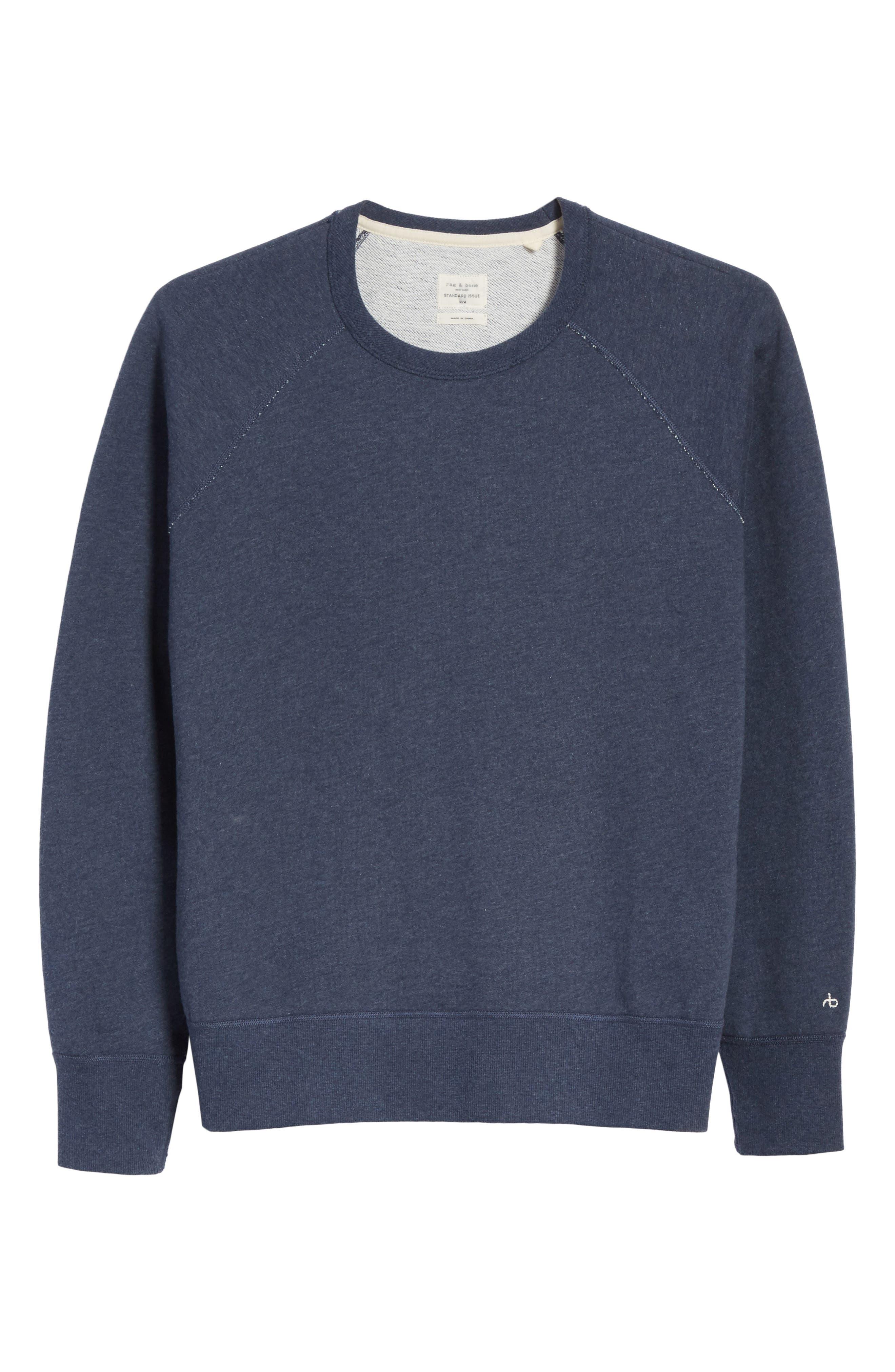 Standard Issue Crewneck Sweatshirt,                             Alternate thumbnail 18, color,