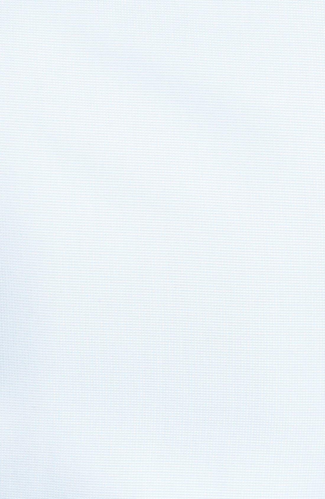 'Classic' Smartcare<sup>™</sup> Regular Fit Short Sleeve Cotton Sport Shirt,                             Alternate thumbnail 56, color,