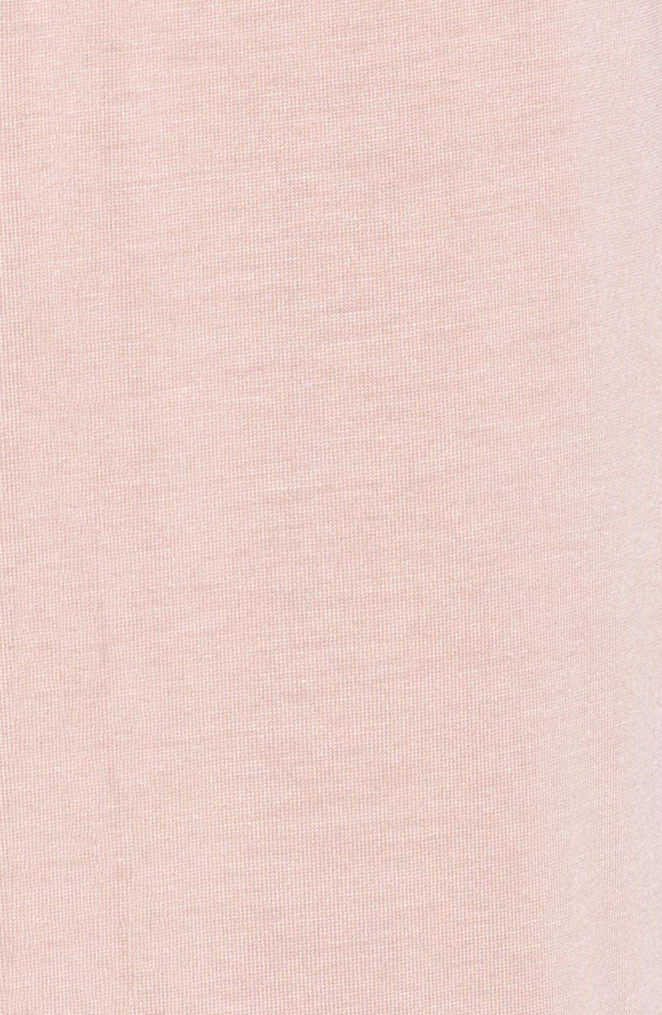Gisele Crop Pajamas,                             Alternate thumbnail 16, color,