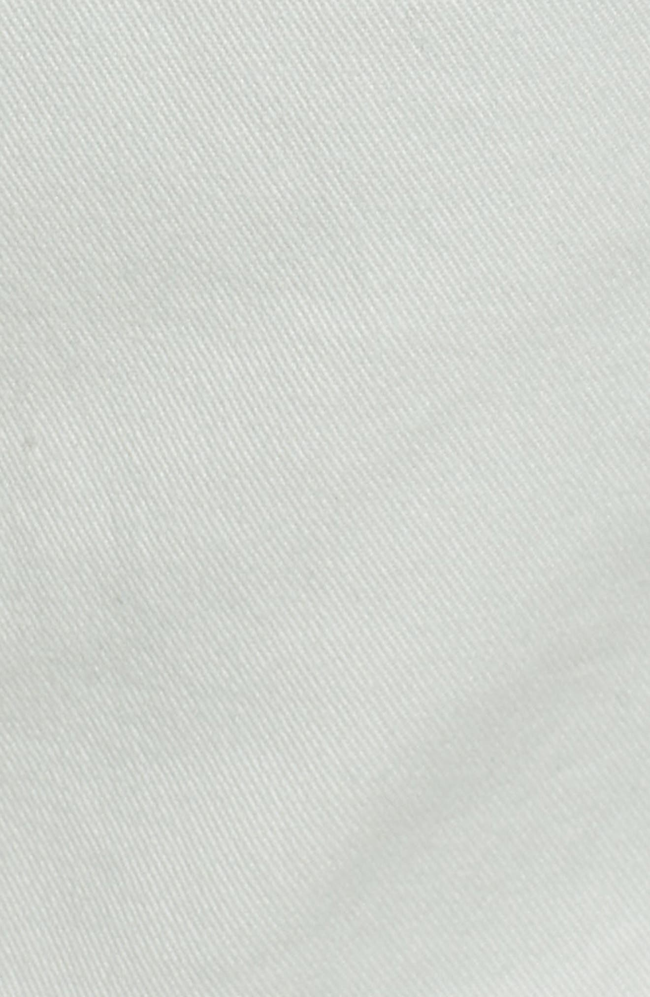 Tailored Fit Washed Stretch Cotton Chinos,                             Alternate thumbnail 161, color,