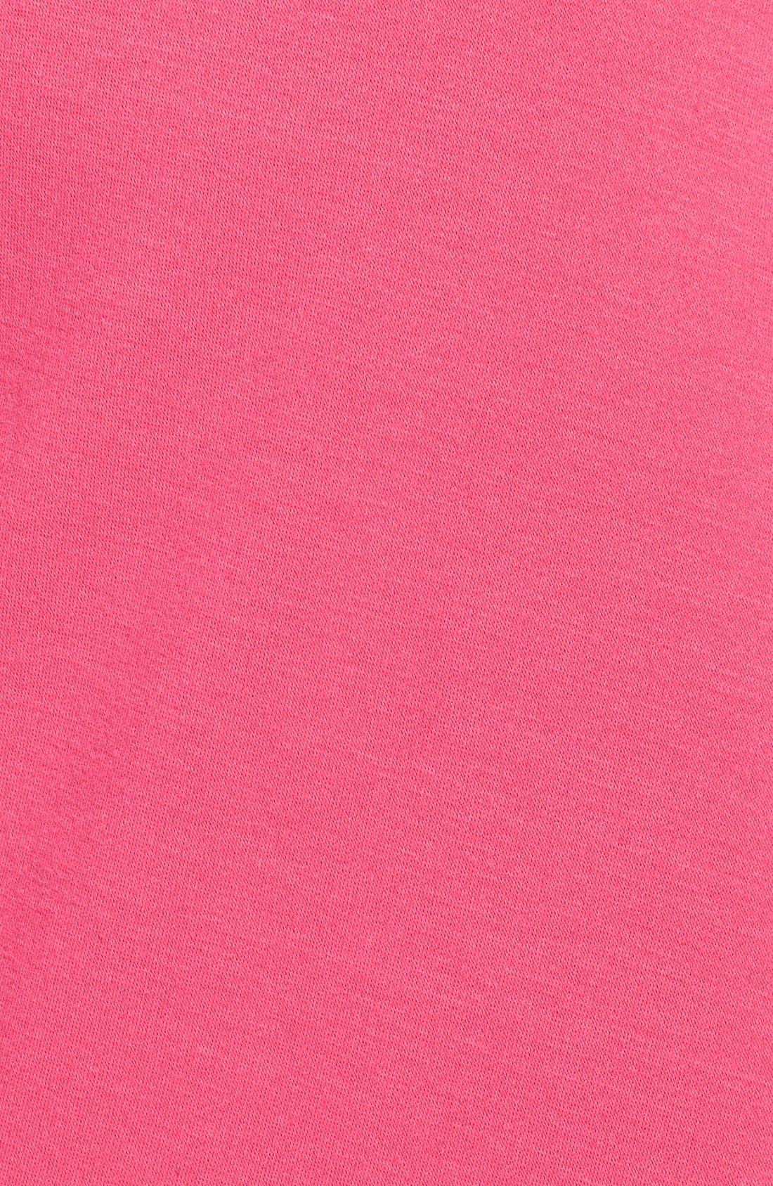 One-Button Fleece Cardigan,                             Alternate thumbnail 164, color,