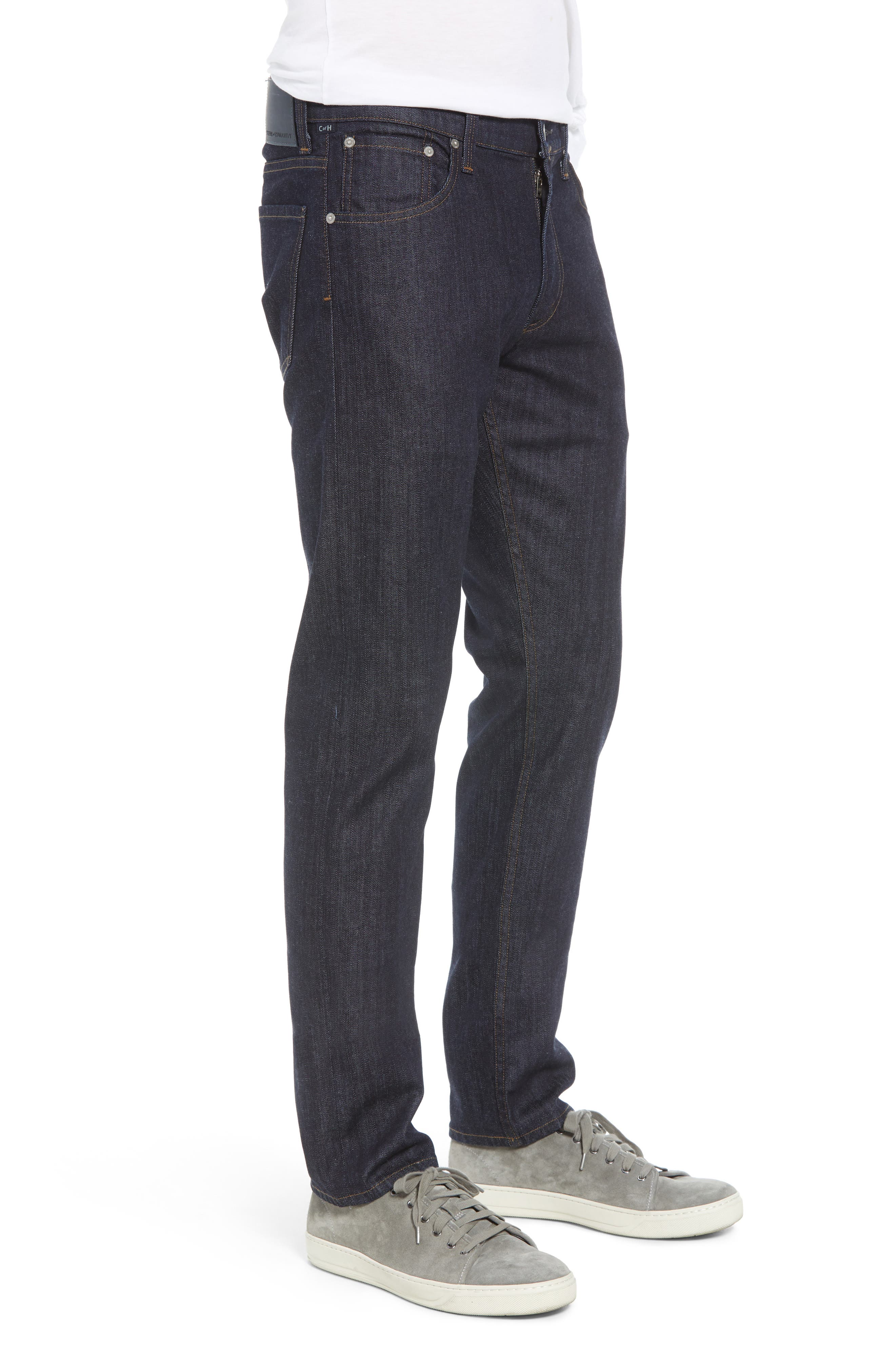 Bowery Slim Fit Jeans,                             Alternate thumbnail 3, color,                             SUPERIOR