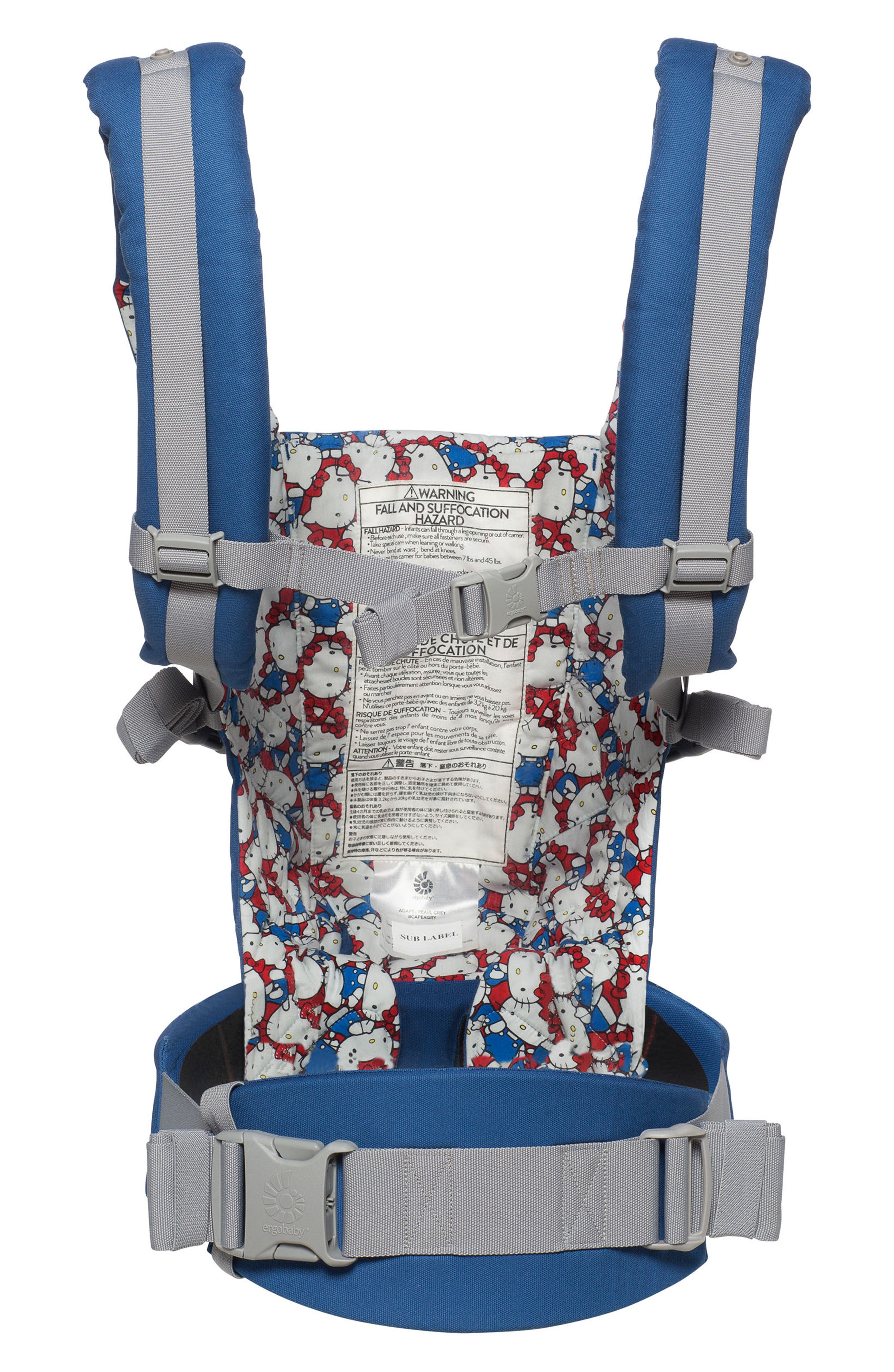 x Hello Kitty<sup>®</sup> Limited Edition Three Position ADAPT Baby Carrier,                             Alternate thumbnail 2, color,                             400