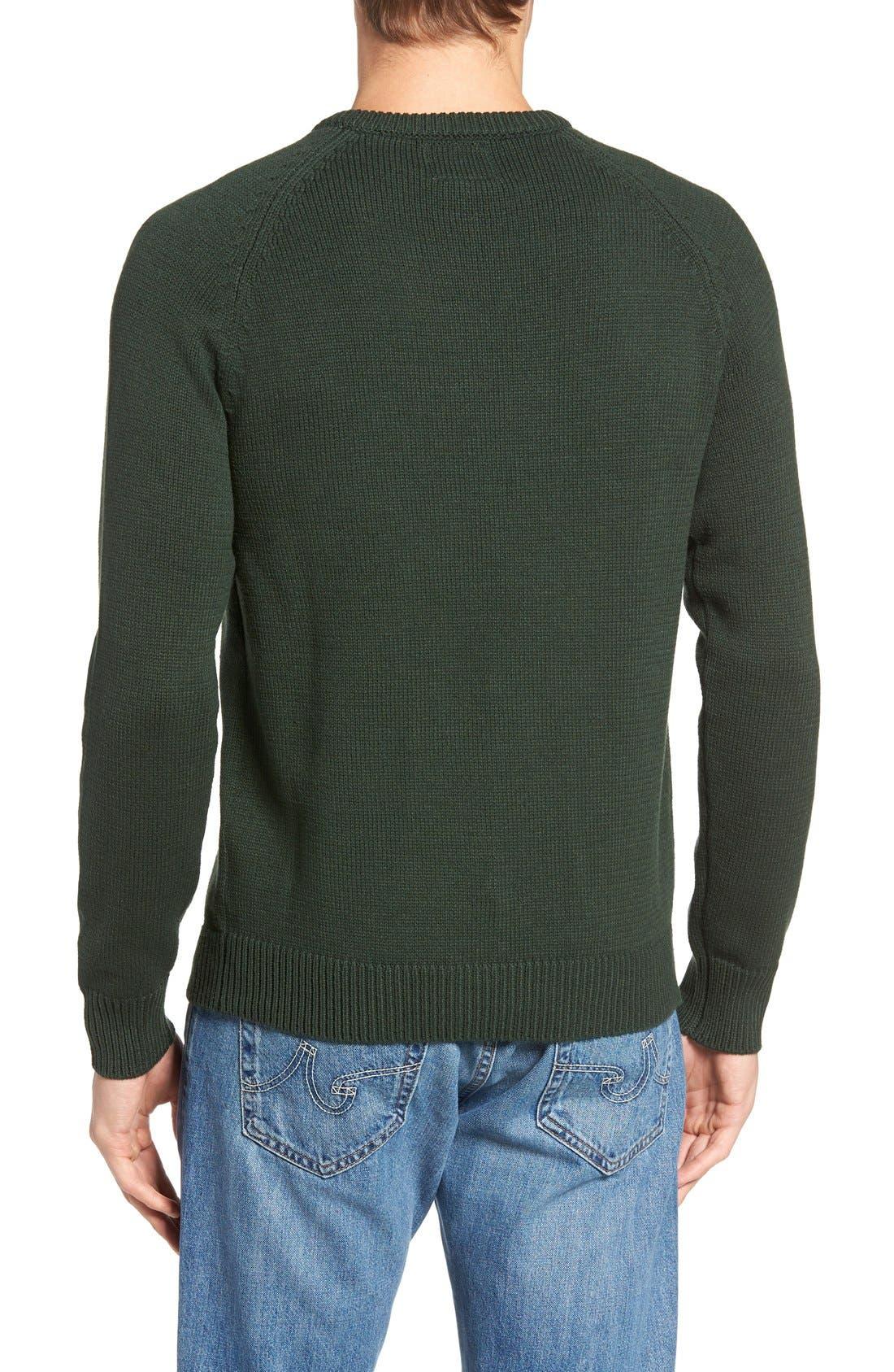 HILLFLINT,                             Michigan State Heritage Sweater,                             Alternate thumbnail 2, color,                             300