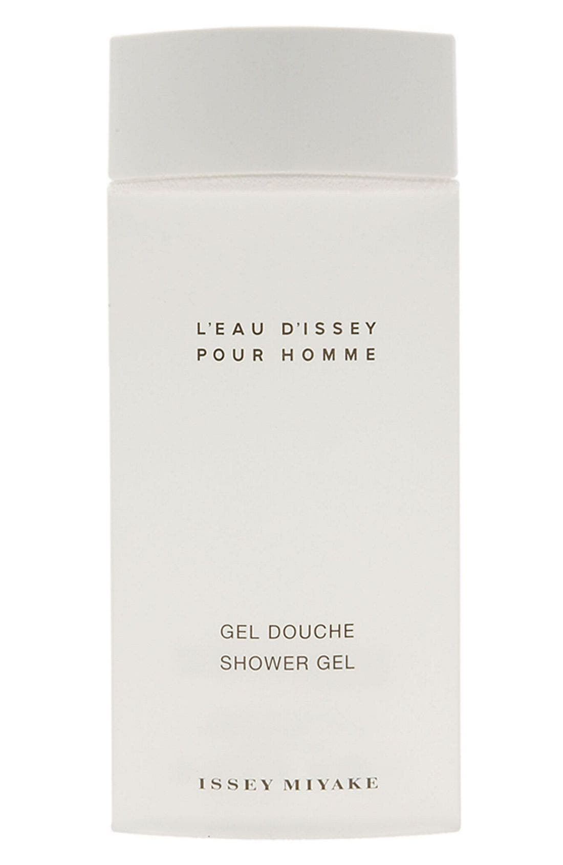 'L'Eau d'Issey pour Homme' Shower Gel,                             Main thumbnail 1, color,                             NO COLOR