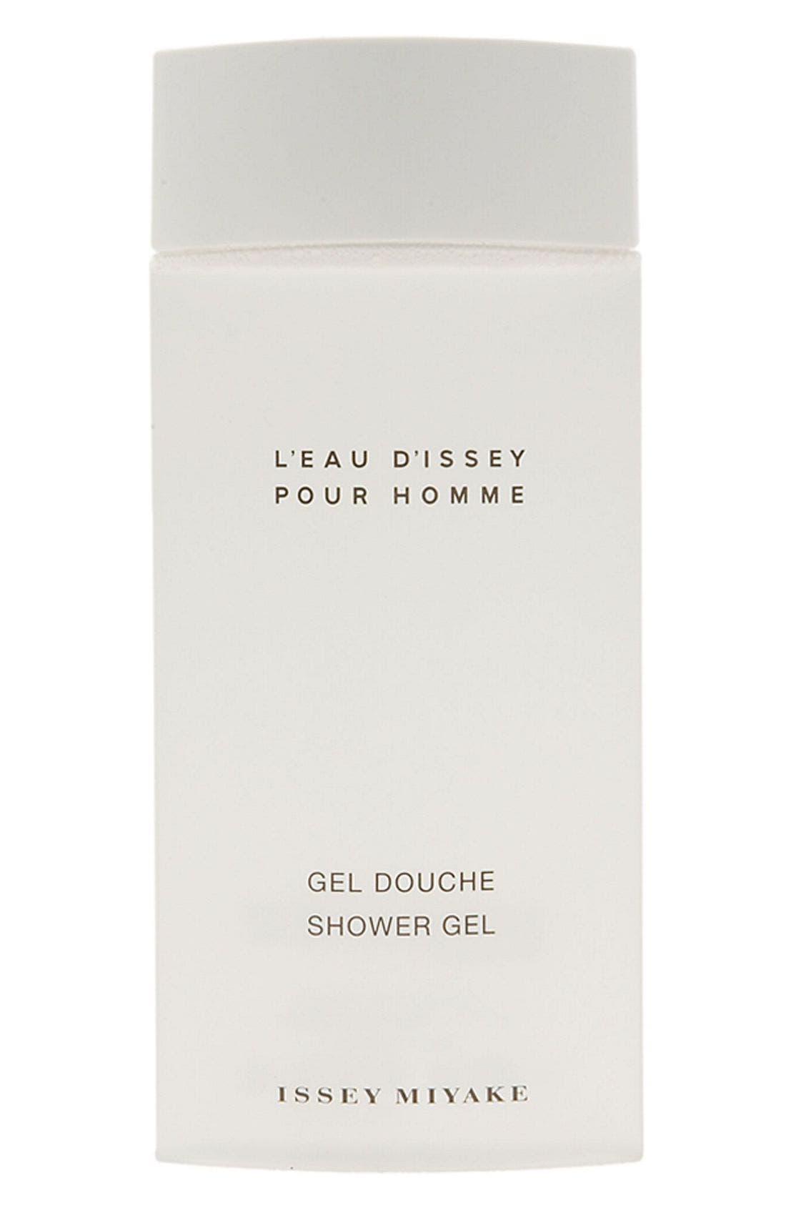 'L'Eau d'Issey pour Homme' Shower Gel,                             Main thumbnail 1, color,                             000