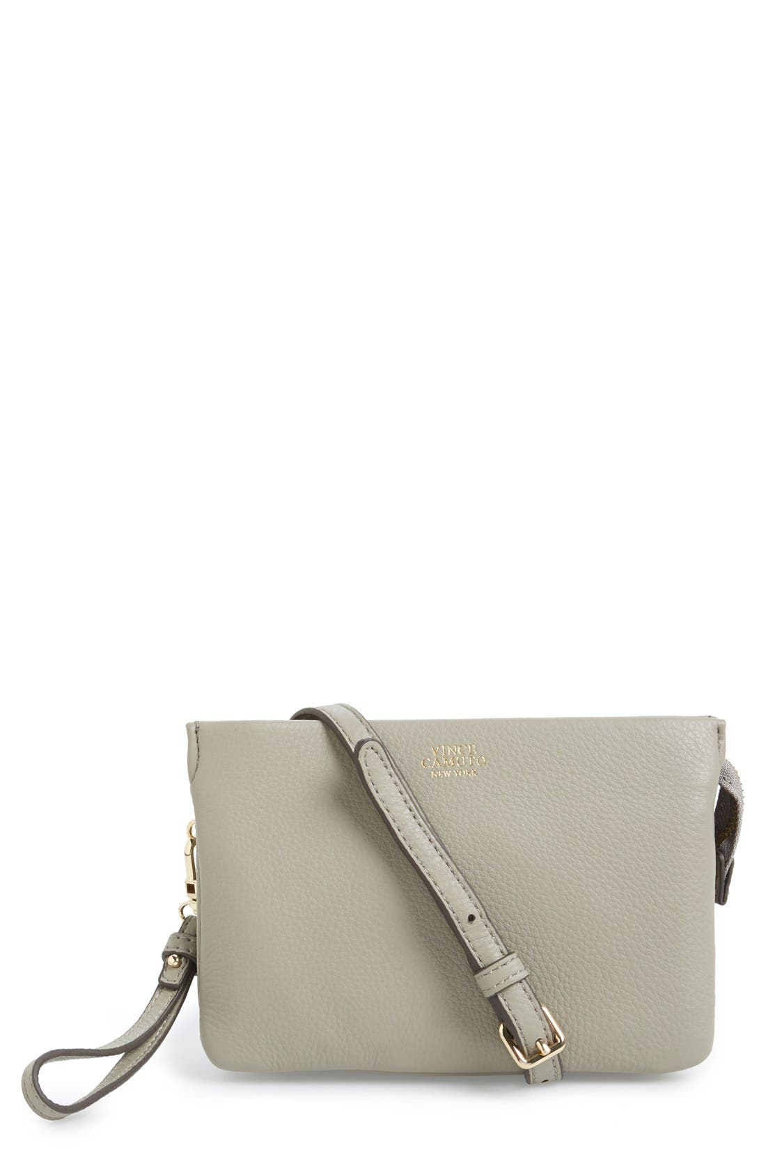 'Cami' Leather Crossbody Bag,                             Main thumbnail 3, color,