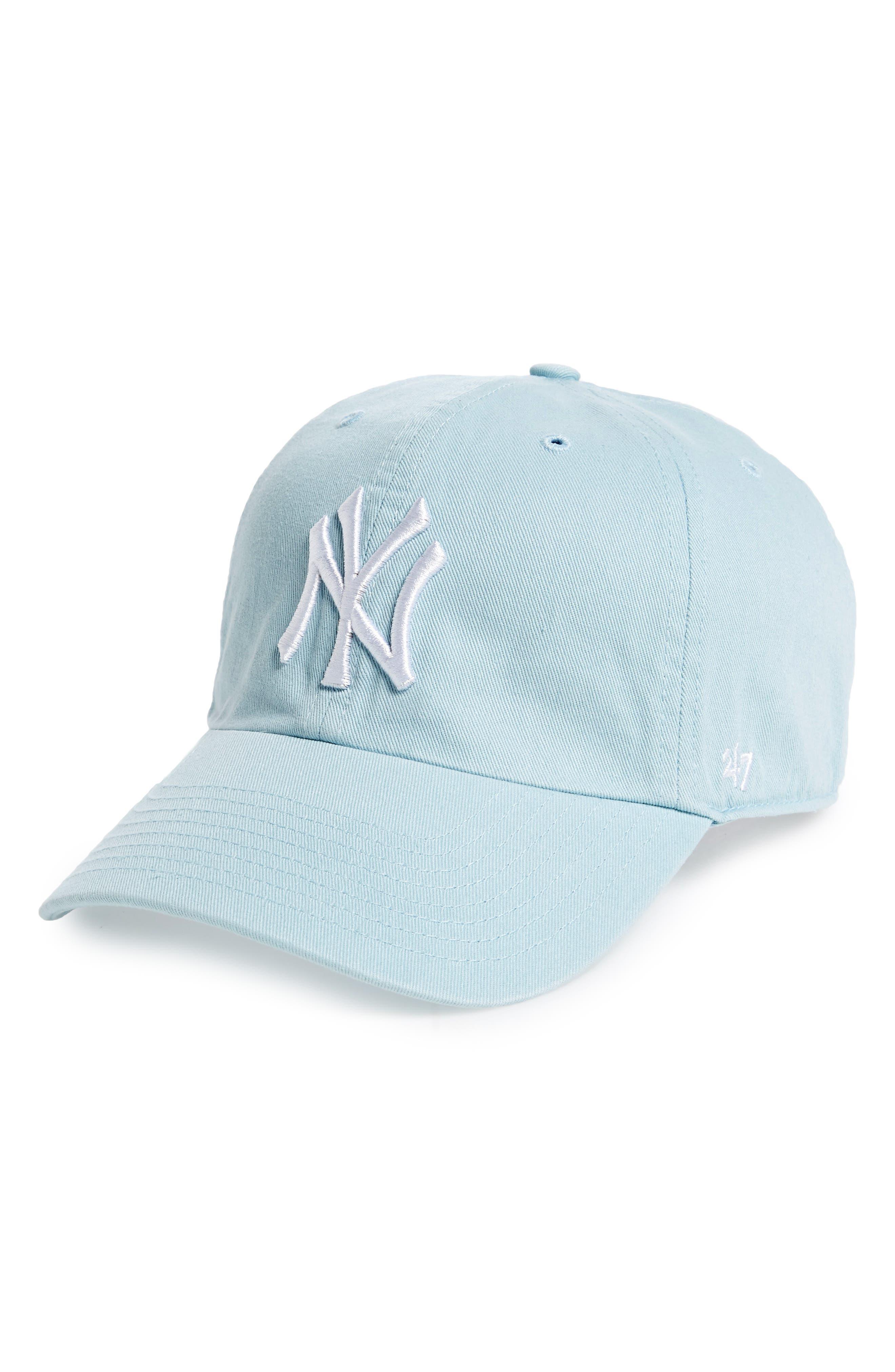 NY Yankees Baseball Cap,                             Main thumbnail 1, color,                             451