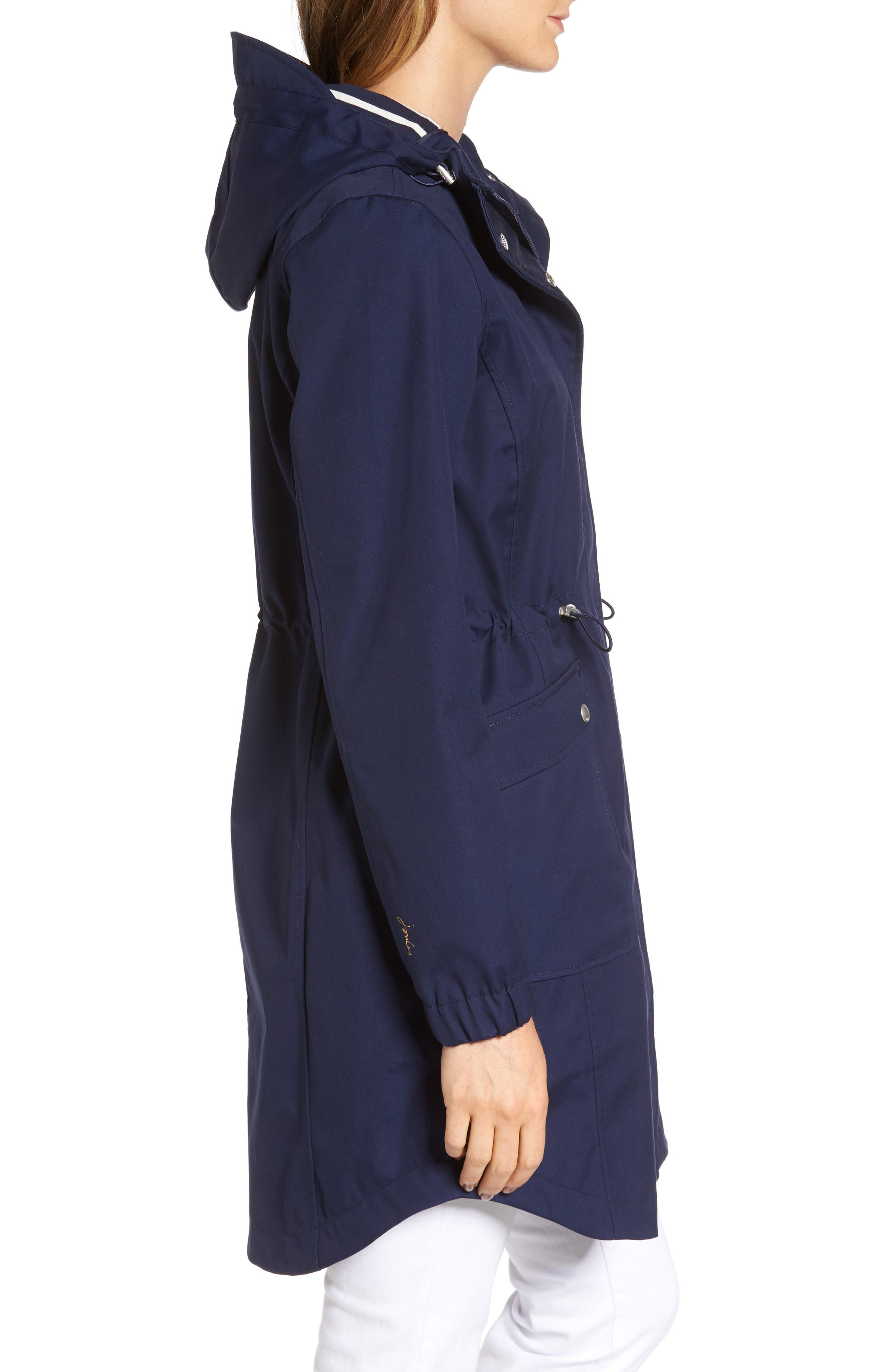 Right as Rain Waterproof Hooded Jacket,                             Alternate thumbnail 3, color,                             411